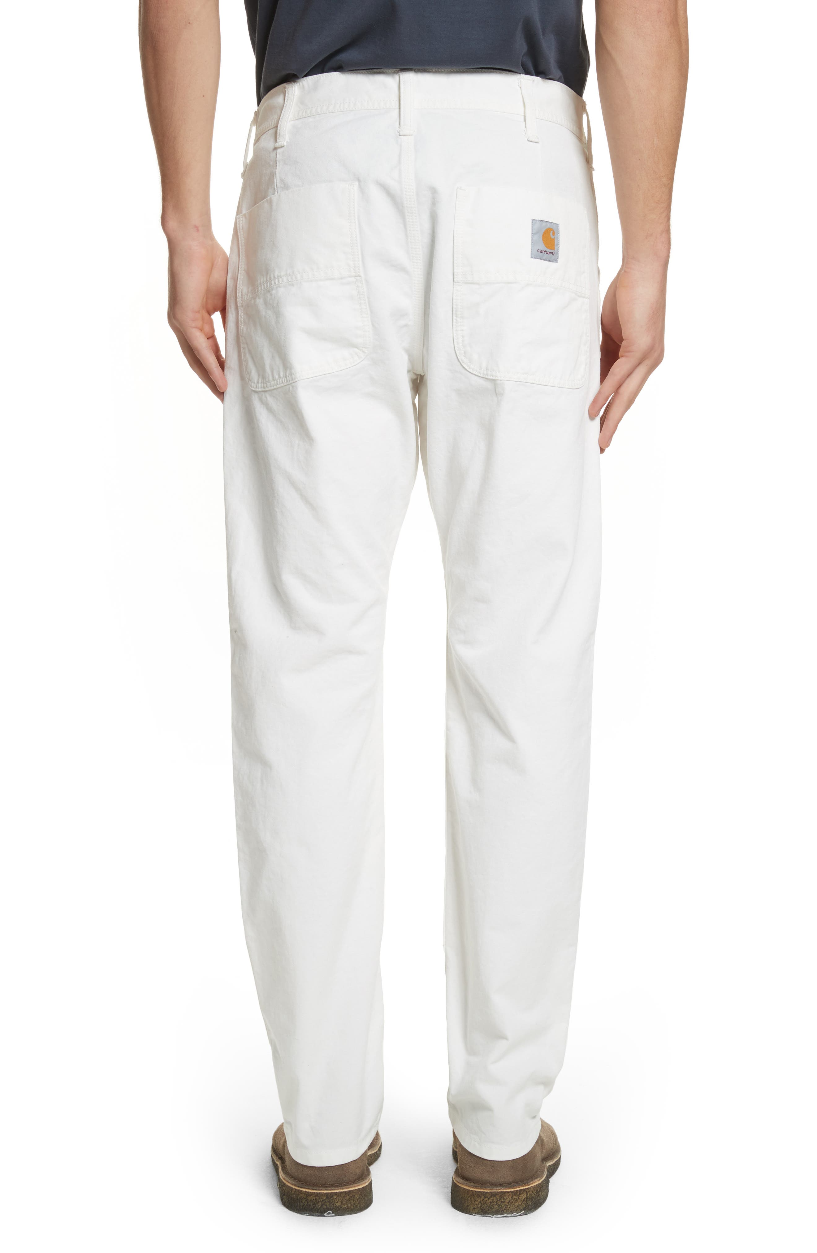 Chalk Pants,                             Alternate thumbnail 2, color,                             Off White