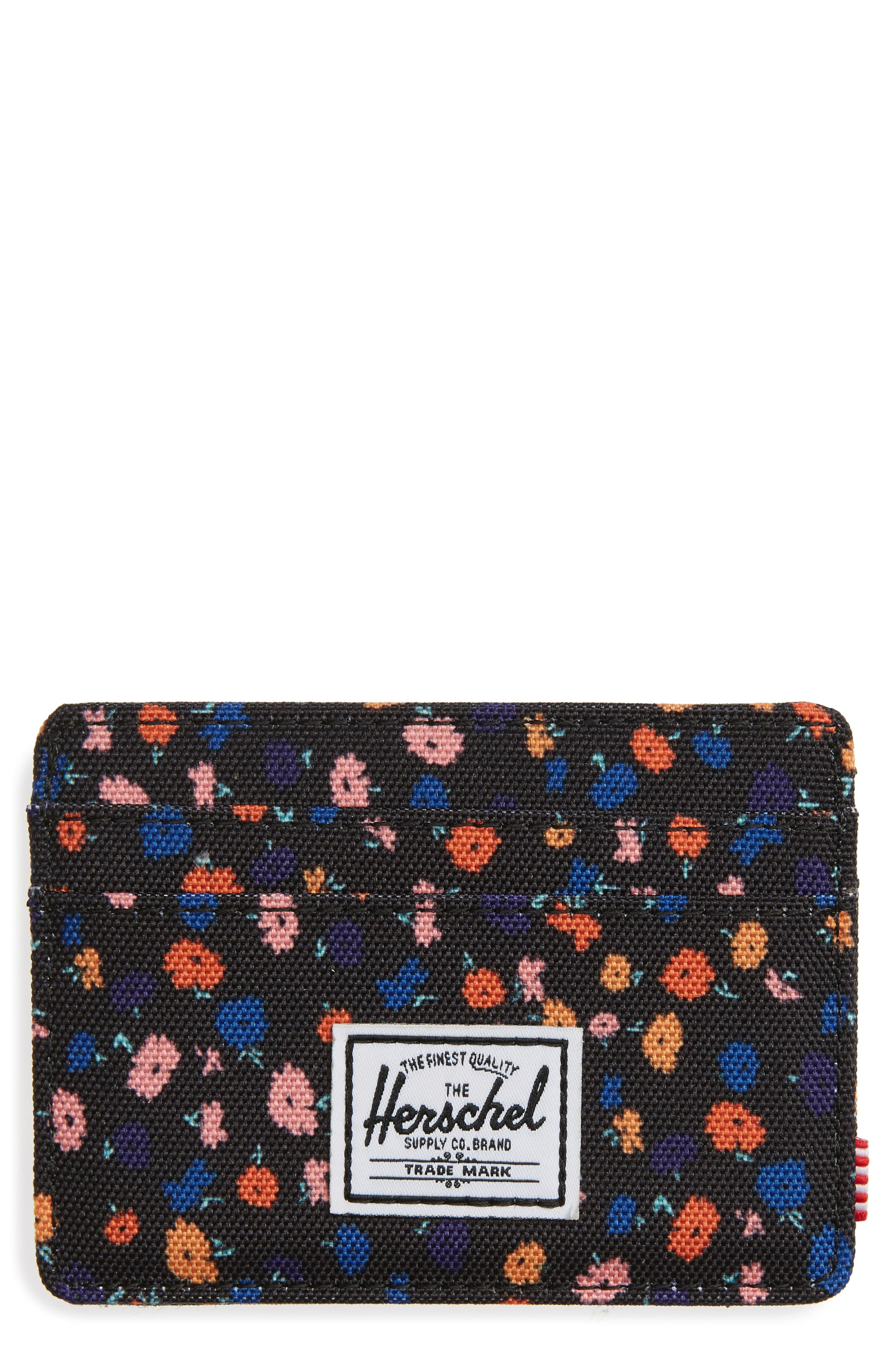 Herschel Supply Co. 'Charlie' Ombré Card Case