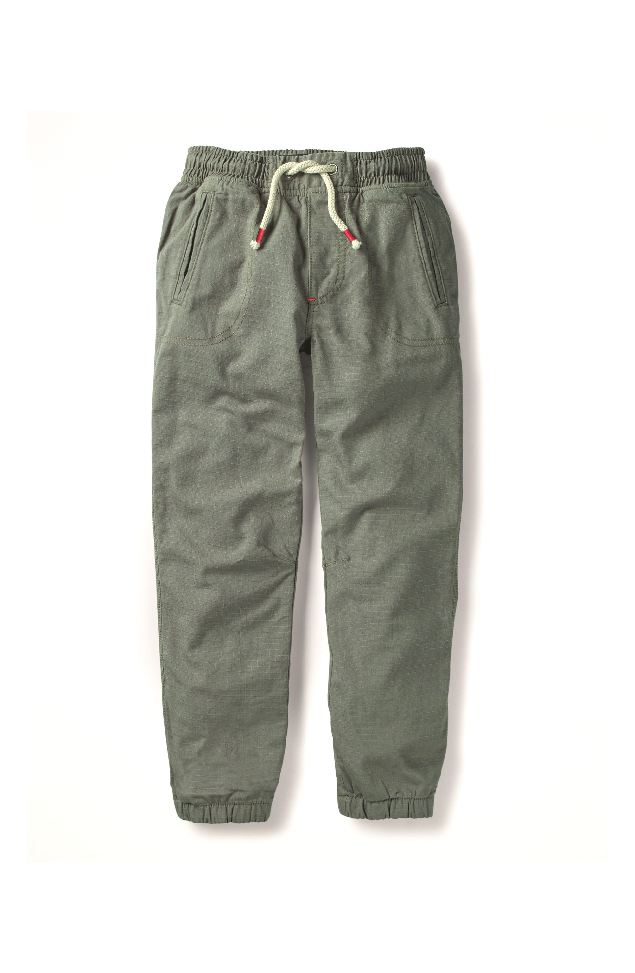 Lined Sweatpants,                             Main thumbnail 1, color,                             Shrub Green