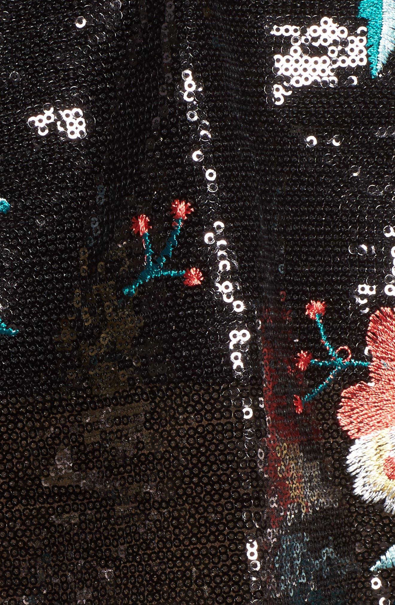 Alternate Image 6  - Lovers + Friends Kravitz Strapless Top