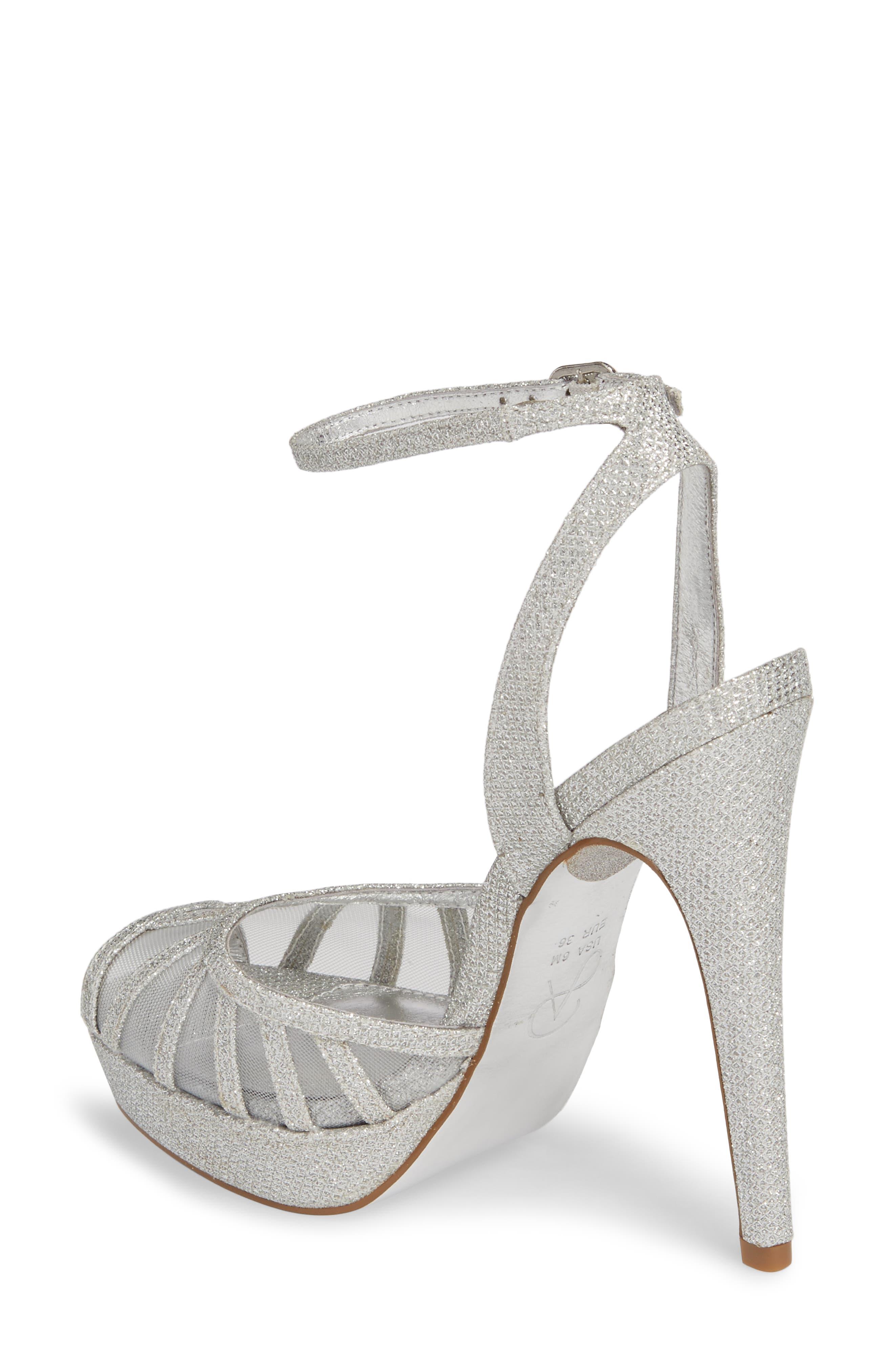 Alternate Image 2  - Adrianna Papell Saida Platform Sandal (Women)