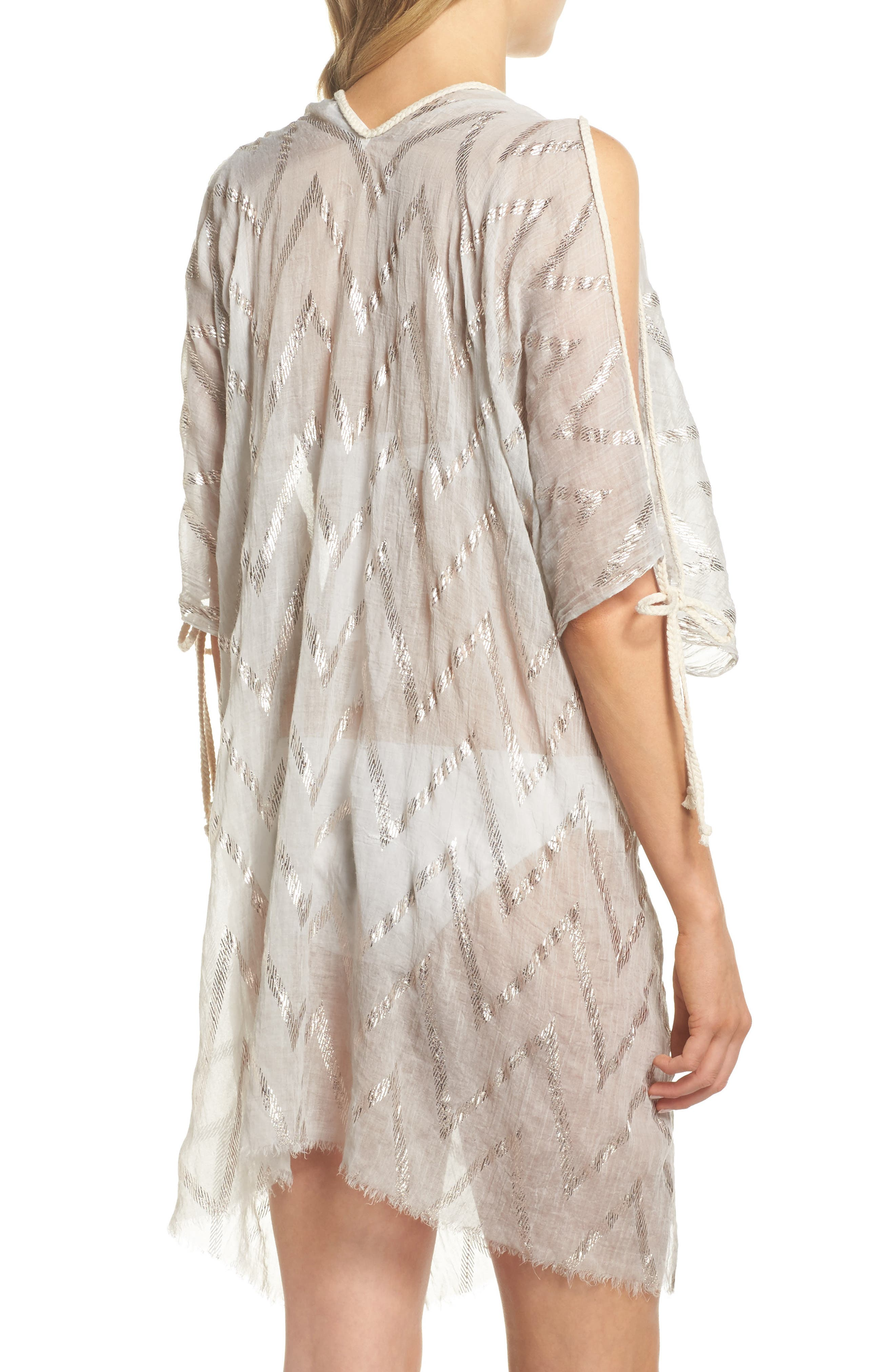 Alternate Image 2  - Pool to Party Caftan Cover-Up