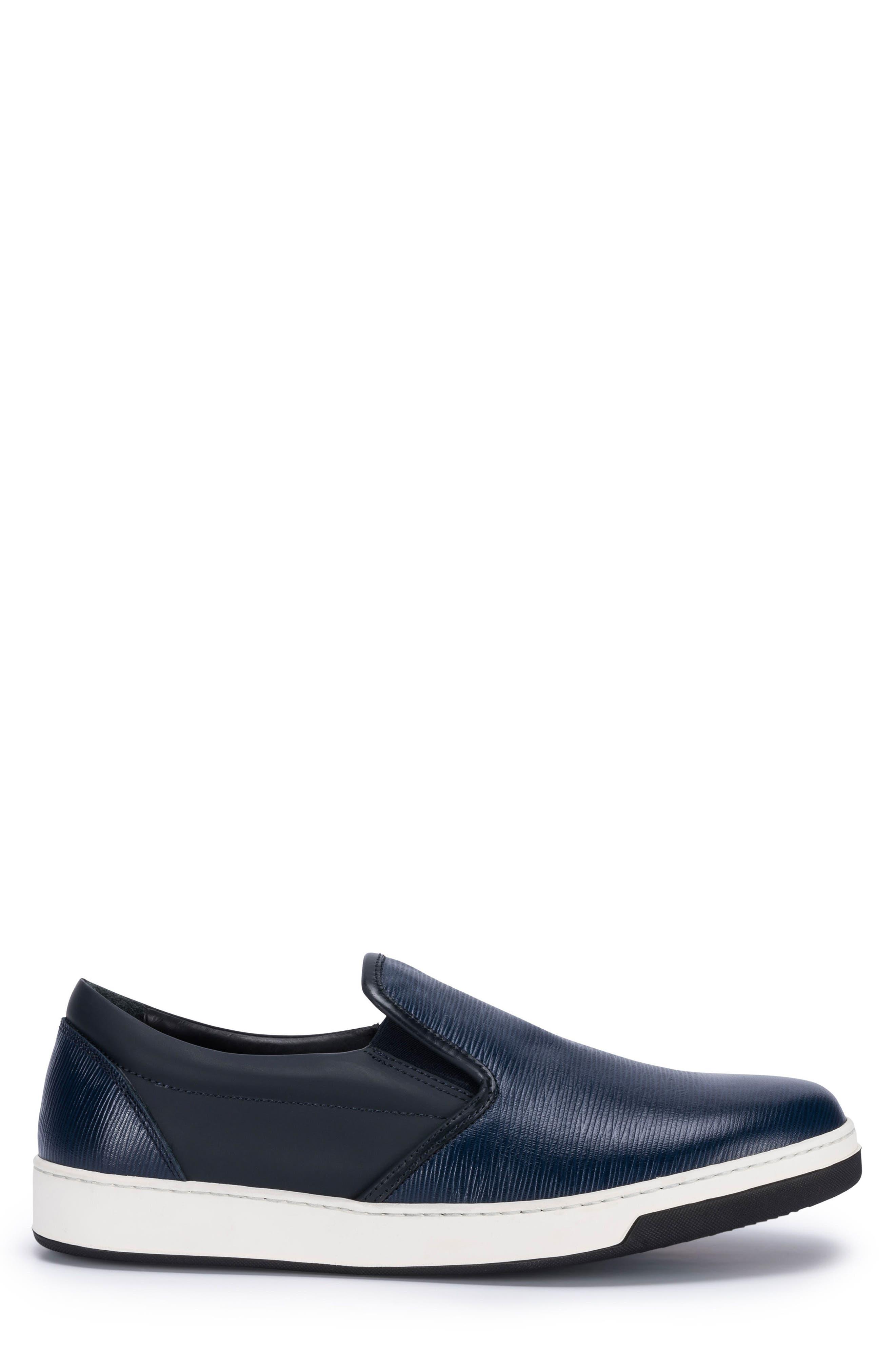 Alternate Image 3  - Bugatchi Santorini Slip-On Sneaker (Men)