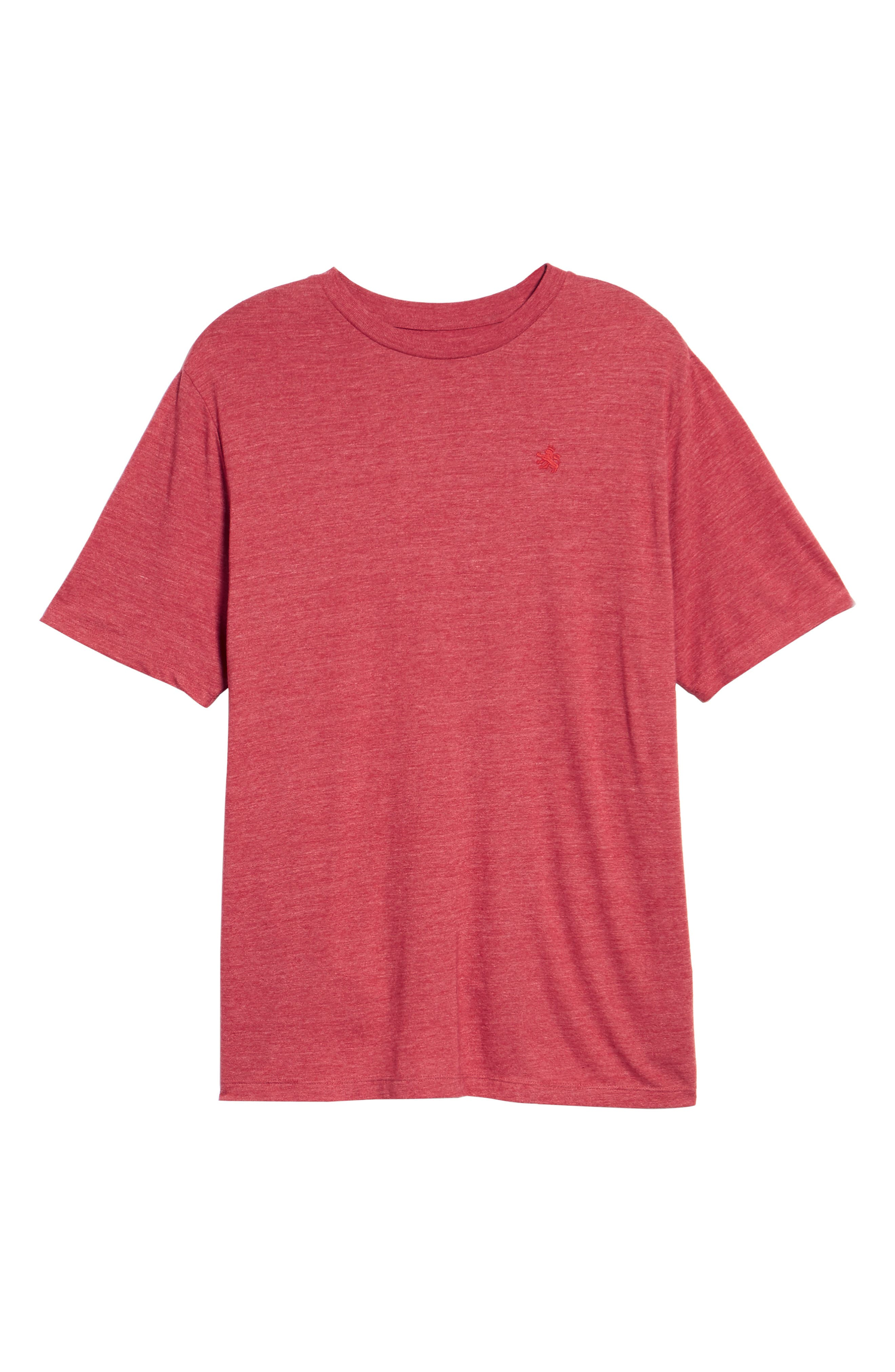 For the Good Life Graphic T-Shirt,                             Alternate thumbnail 6, color,                             Red Heat