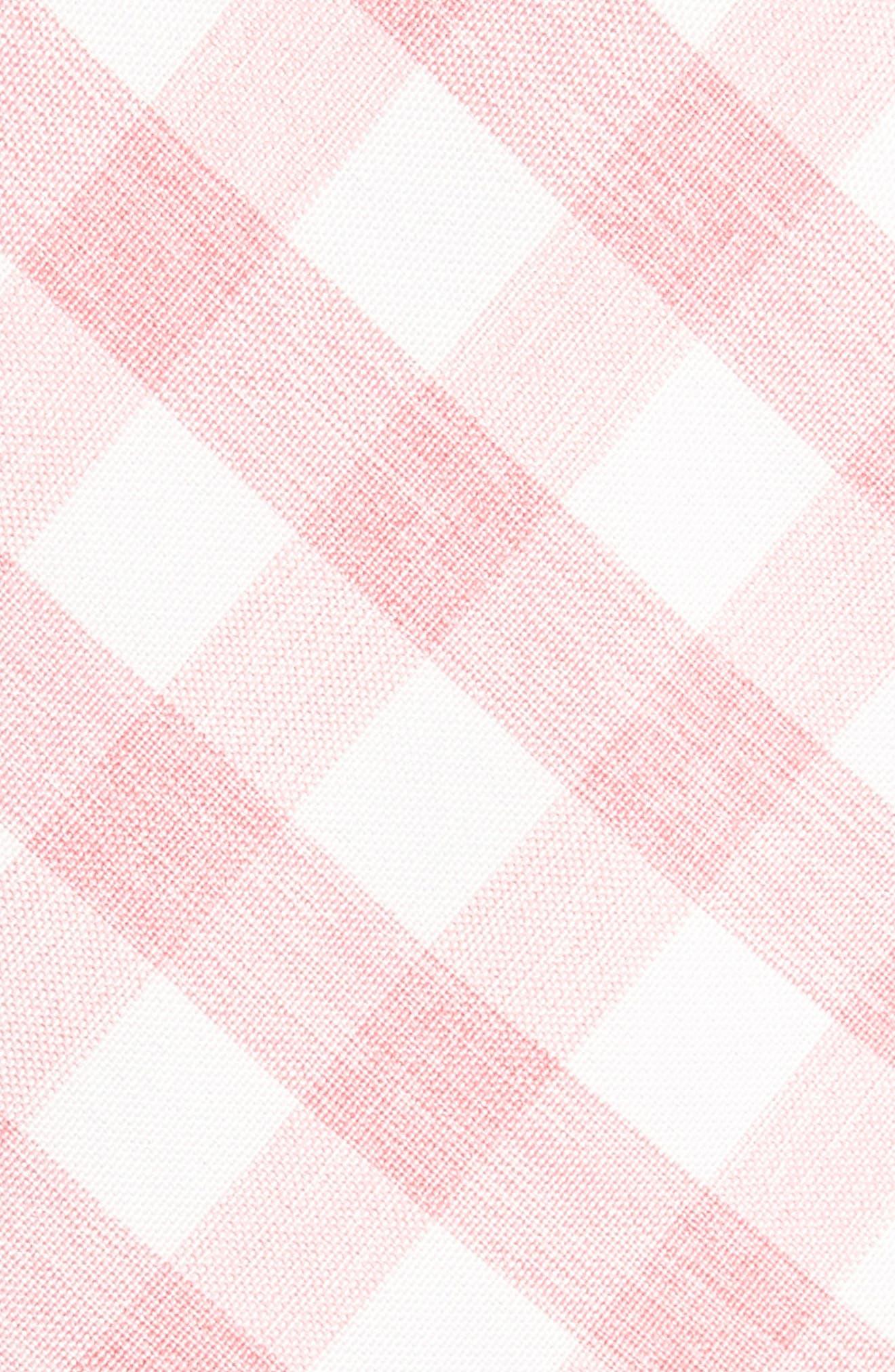 Alternate Image 2  - 1901 Larkin Check Cotton Tie