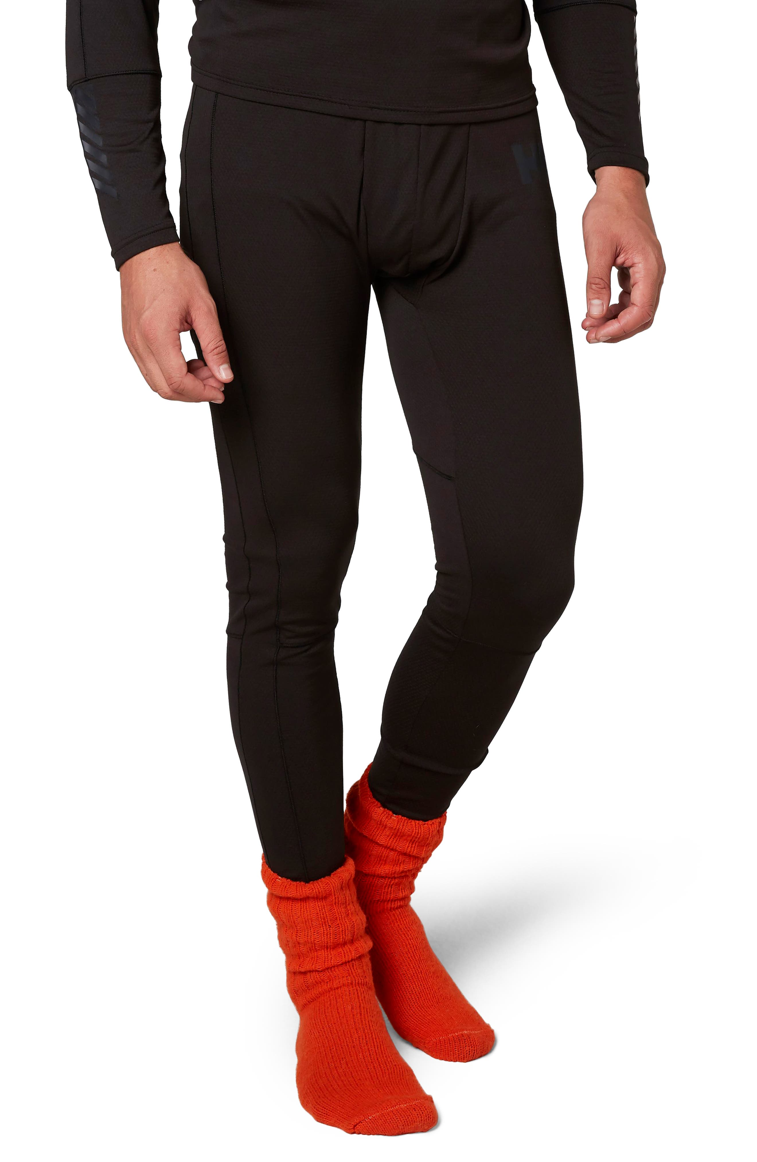 Alternate Image 1 Selected - Helly Hansen Lifa® Mid Base Layer Leggings