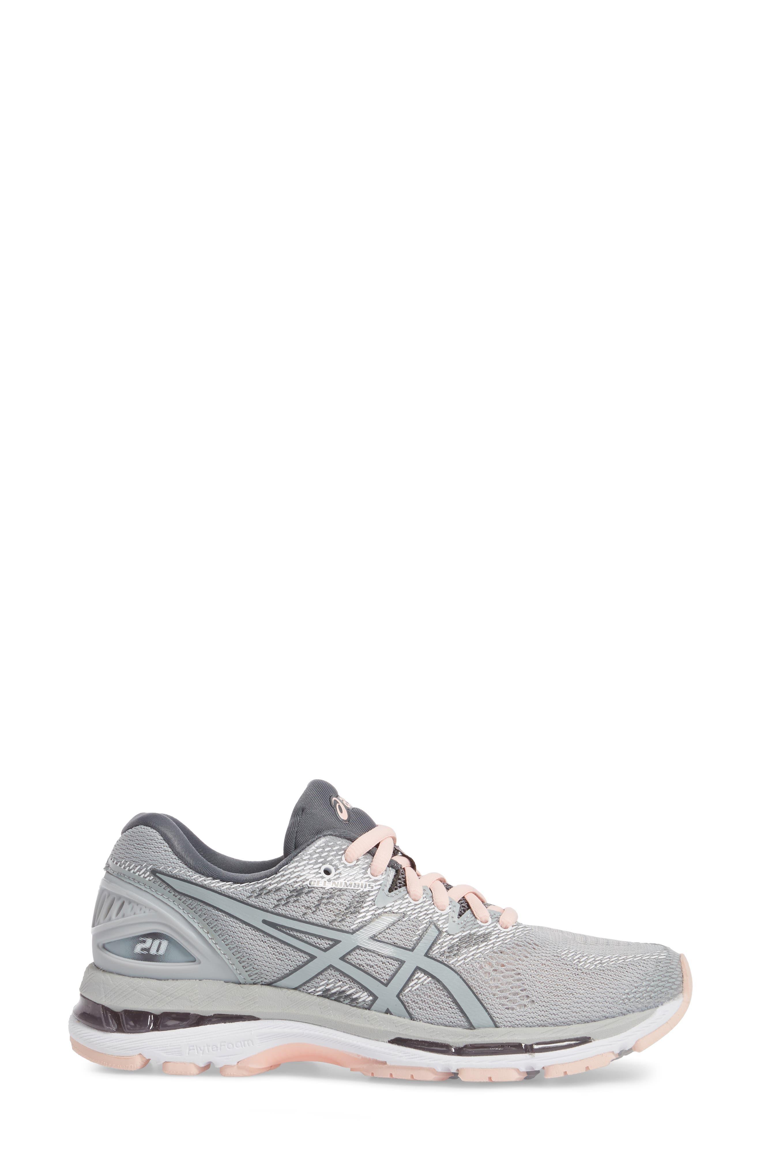 Alternate Image 3  - ASICS® GEL®-Nimbus 20 Running Shoe (Women)