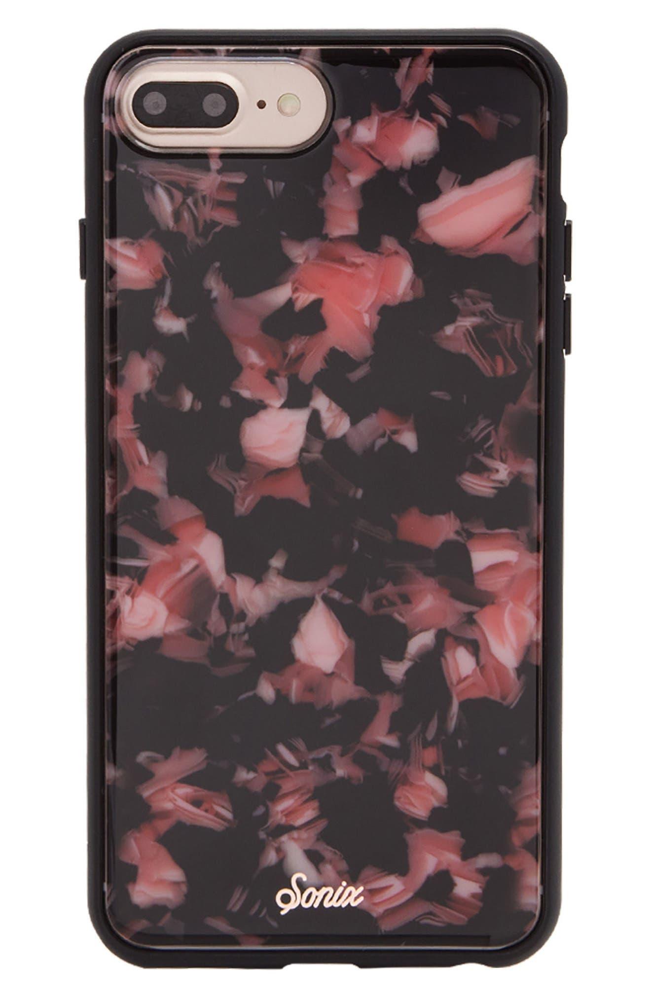 Sonix Tortoise Print iPhone 6/6s/7/8 & 6/6s/7/8 Plus Case