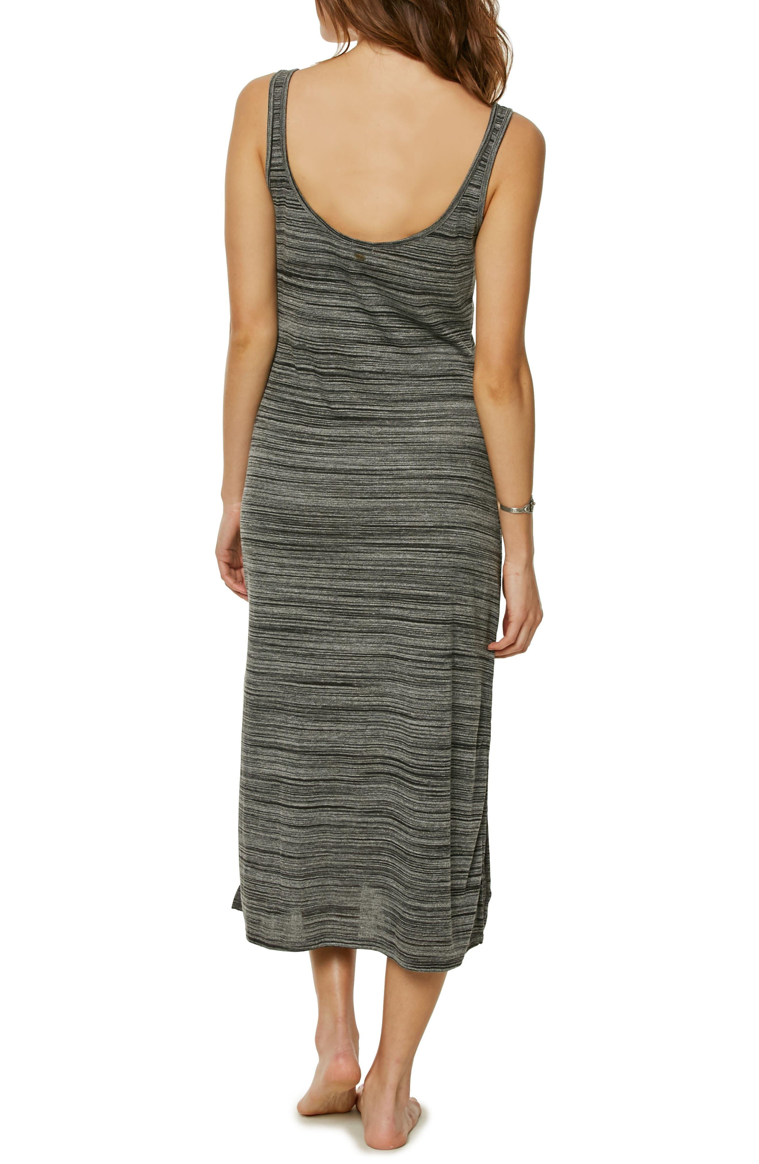 Alternate Image 2  - O'Neill Marlene Midi Dress