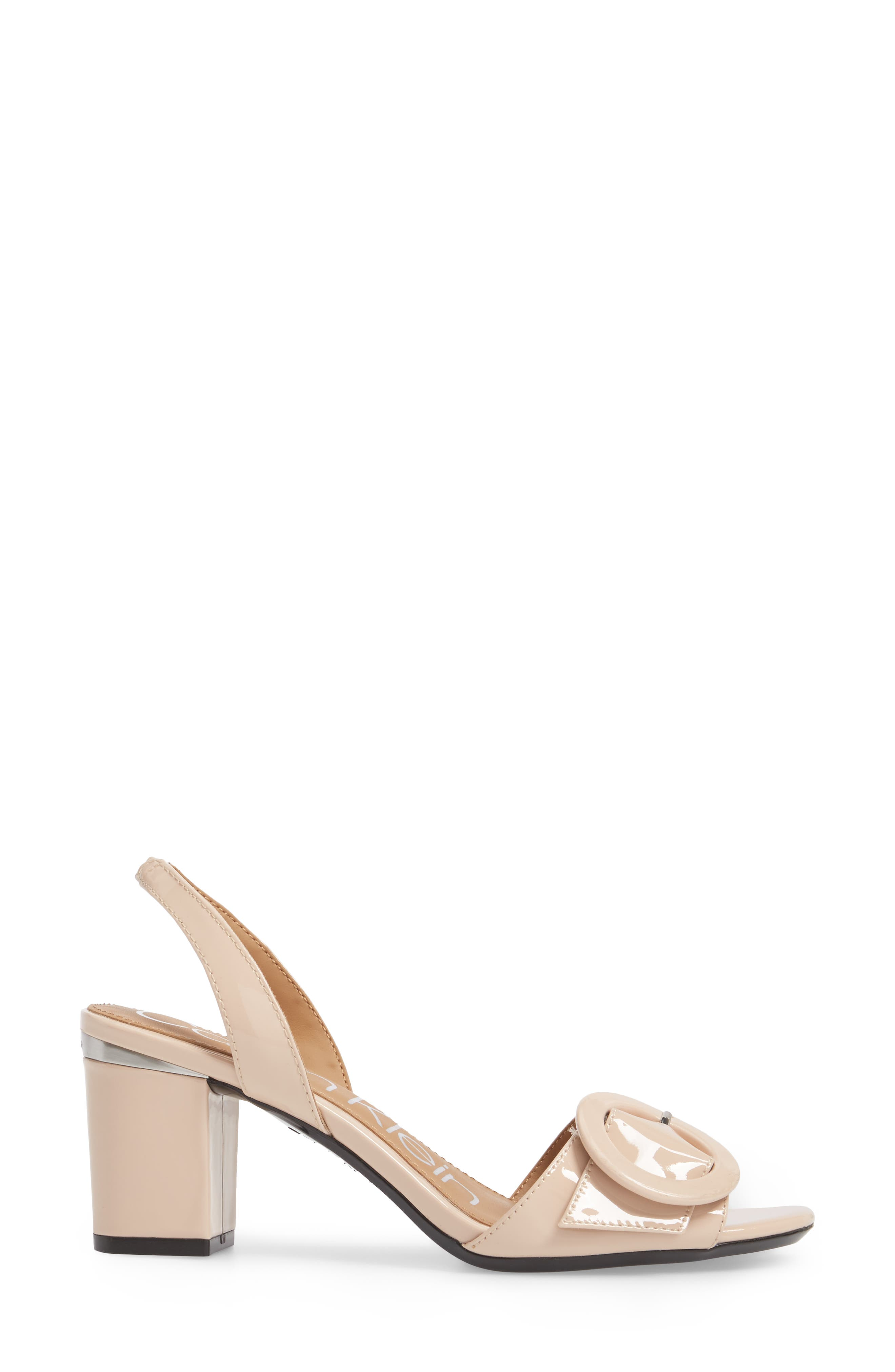 Alternate Image 3  - Calvin Klein Claudia Slingback Sandal (Women)
