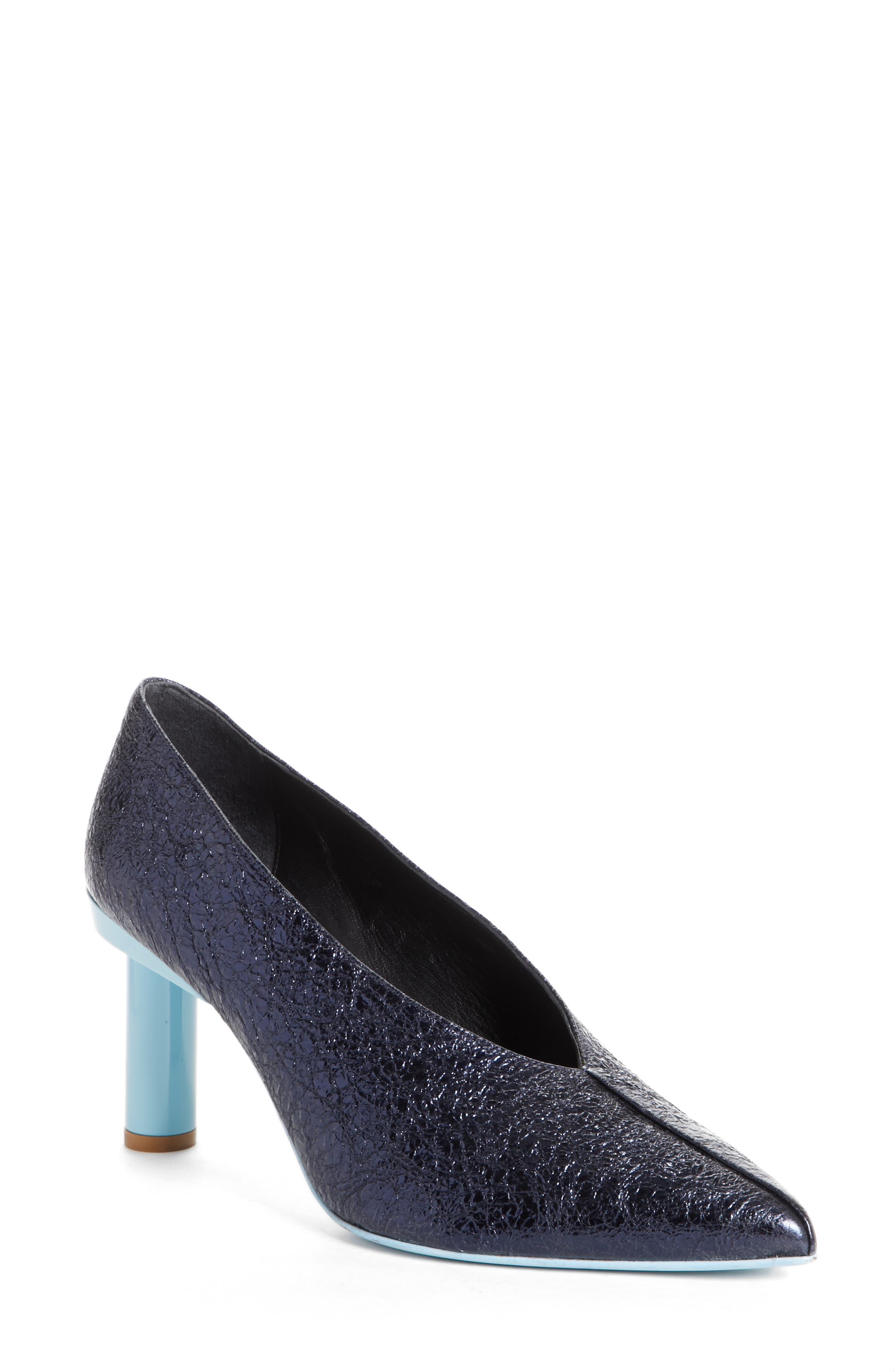 Tibi Zuri Pointy Toe Pump (Women)