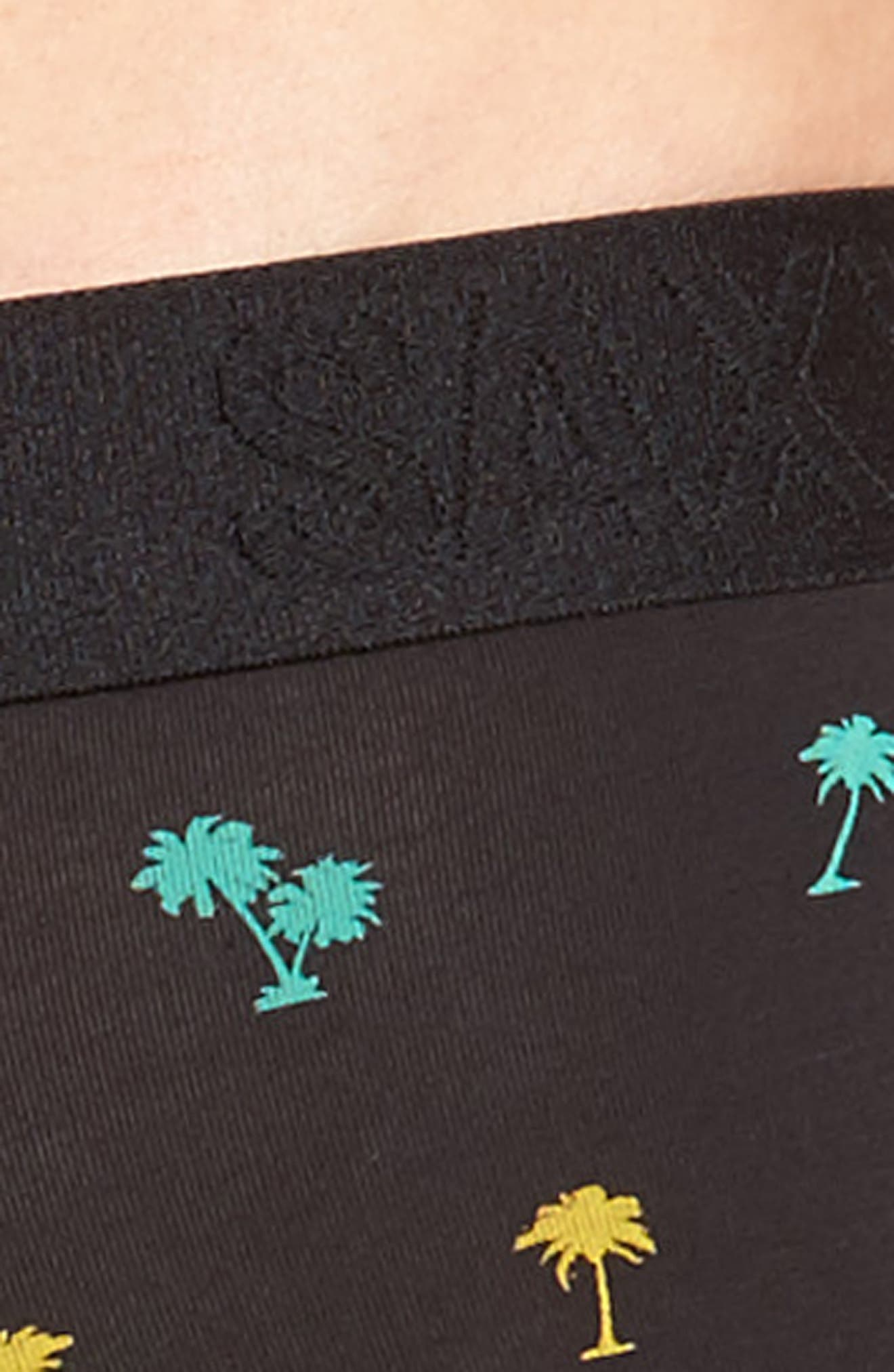 Ultra Palm Trees Boxer Briefs,                             Alternate thumbnail 4, color,                             Read My Palm