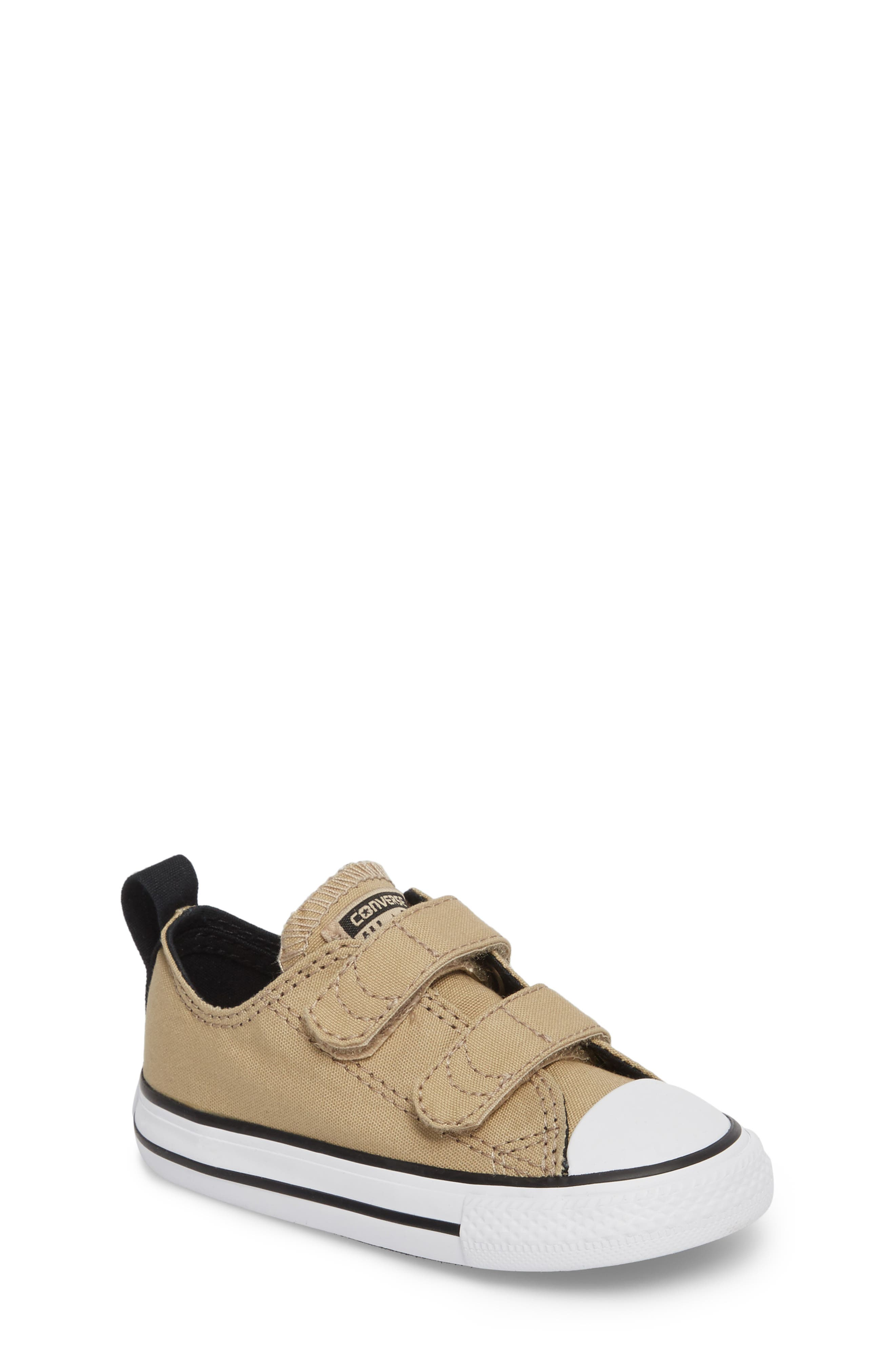All Star<sup>®</sup> 2V Low Top Sneaker,                             Main thumbnail 1, color,                             Vintage Khaki
