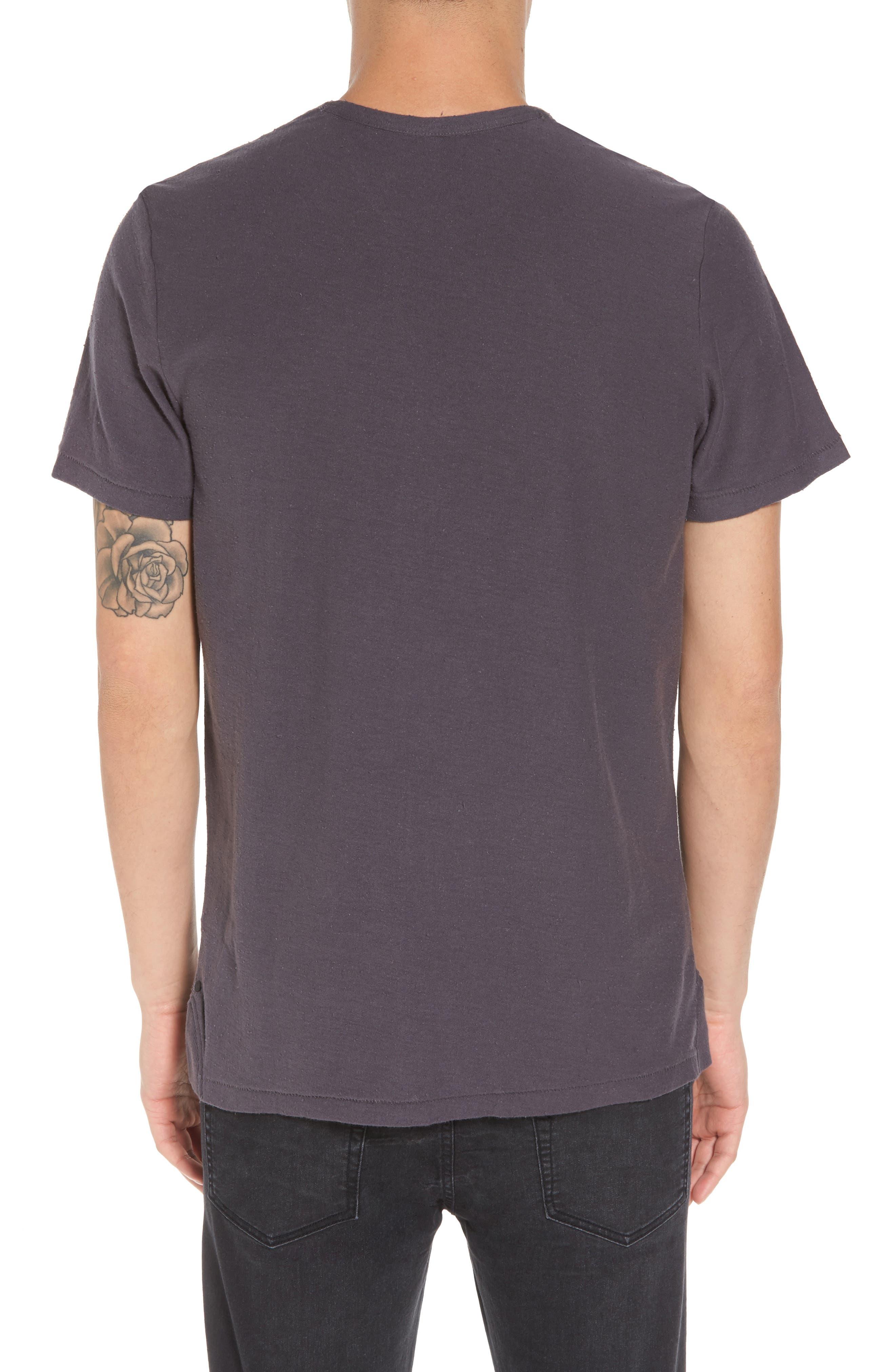 Nep Crewneck T-Shirt,                             Alternate thumbnail 2, color,                             Grey Stonehenge