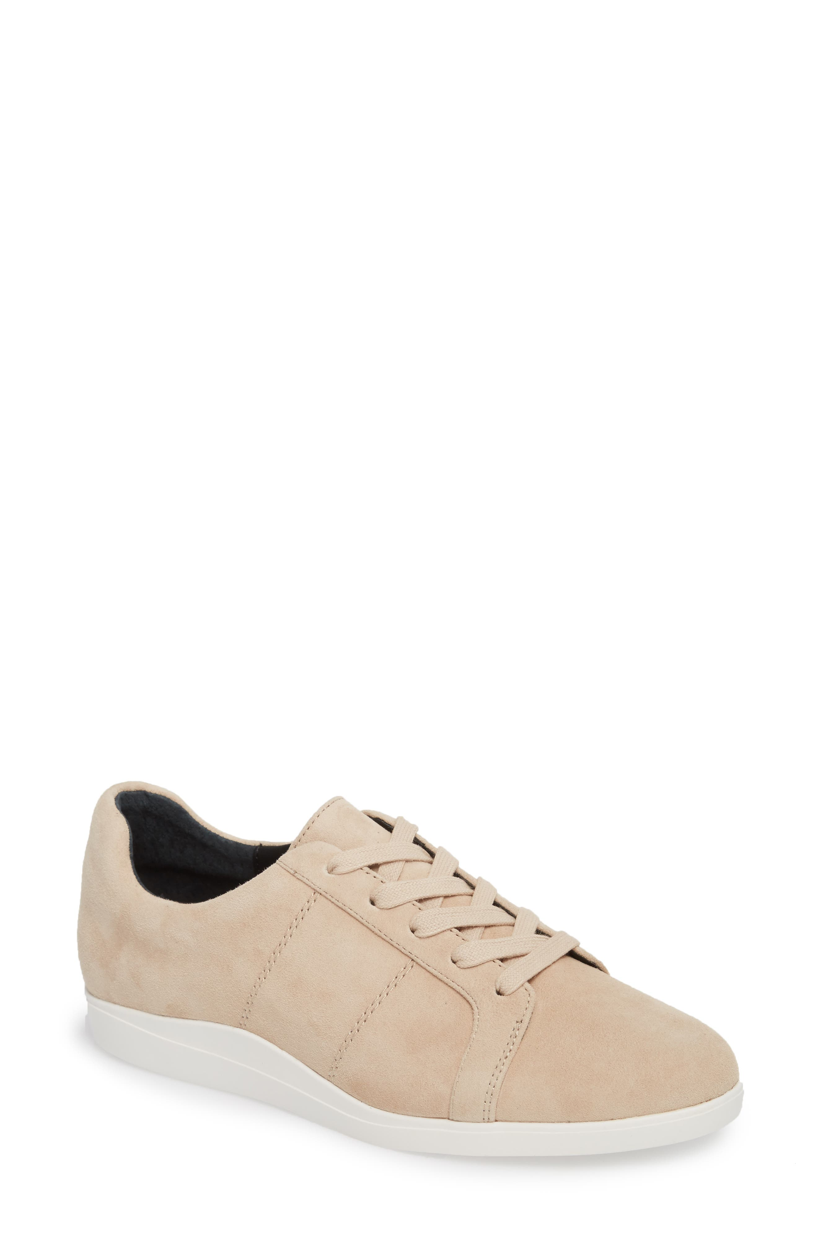 Sharleen Sneaker,                             Main thumbnail 1, color,                             Sandstorm Leather