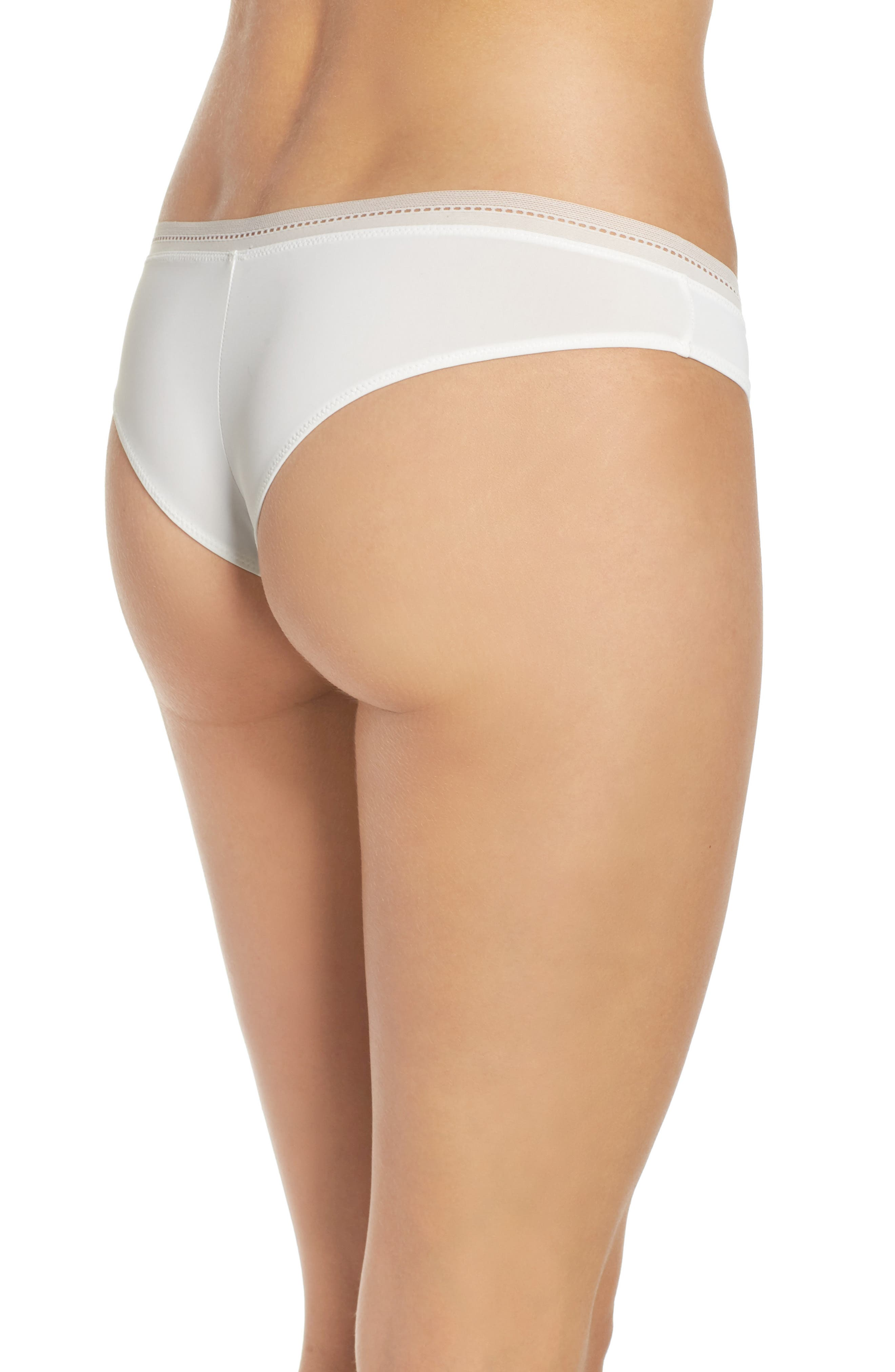 Intimately FP Truth Or Dare Tanga,                             Alternate thumbnail 2, color,                             Ivory