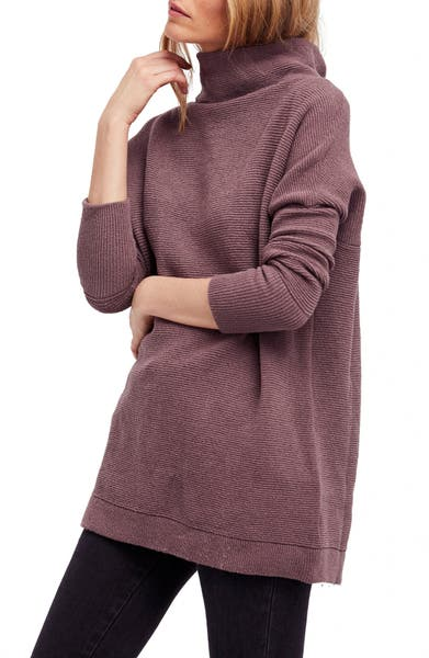 Main Image - Free People Ottoman Slouchy Tunic