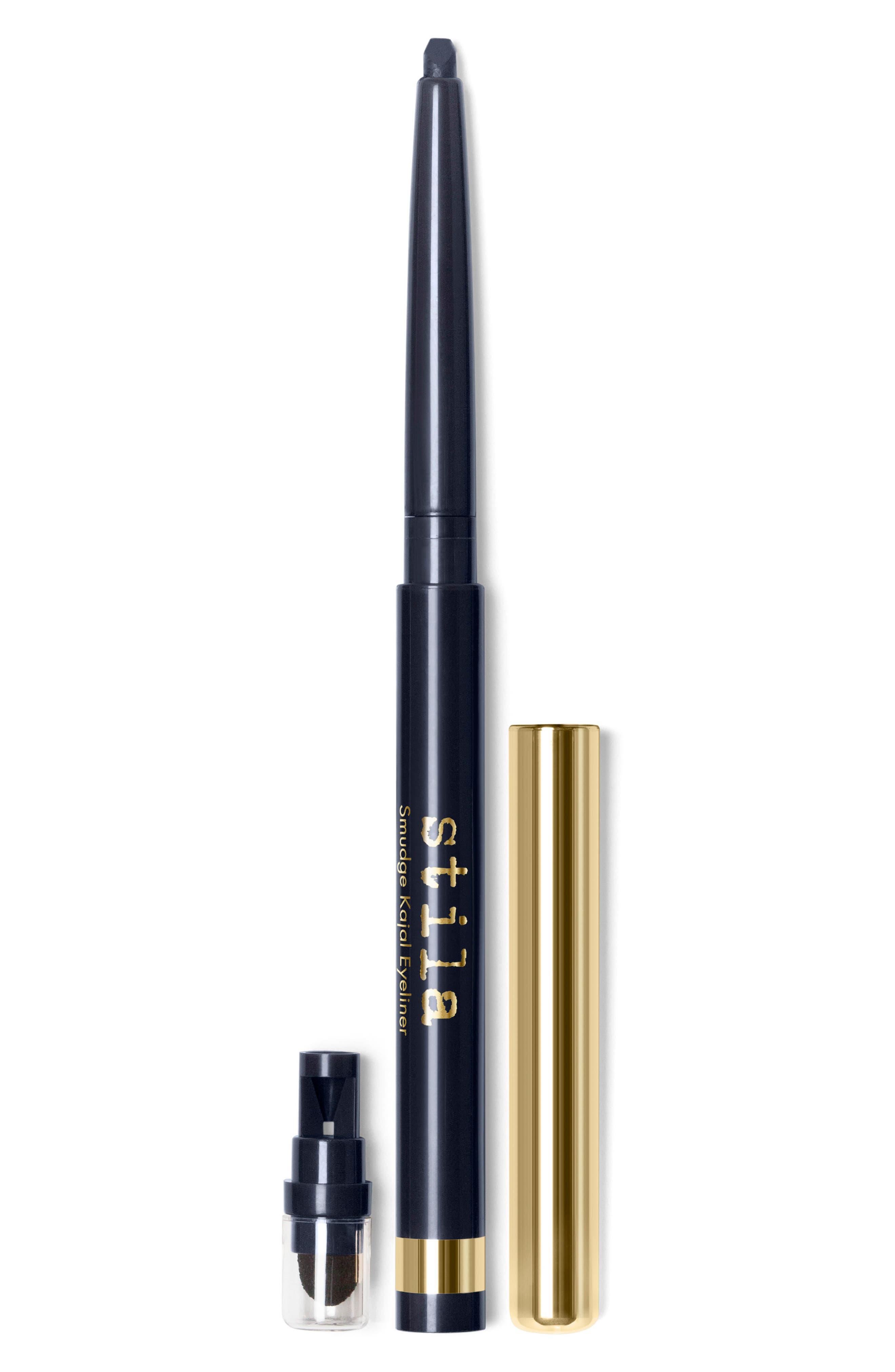 Smudge Kajal Eyeliner,                         Main,                         color, Sapphire