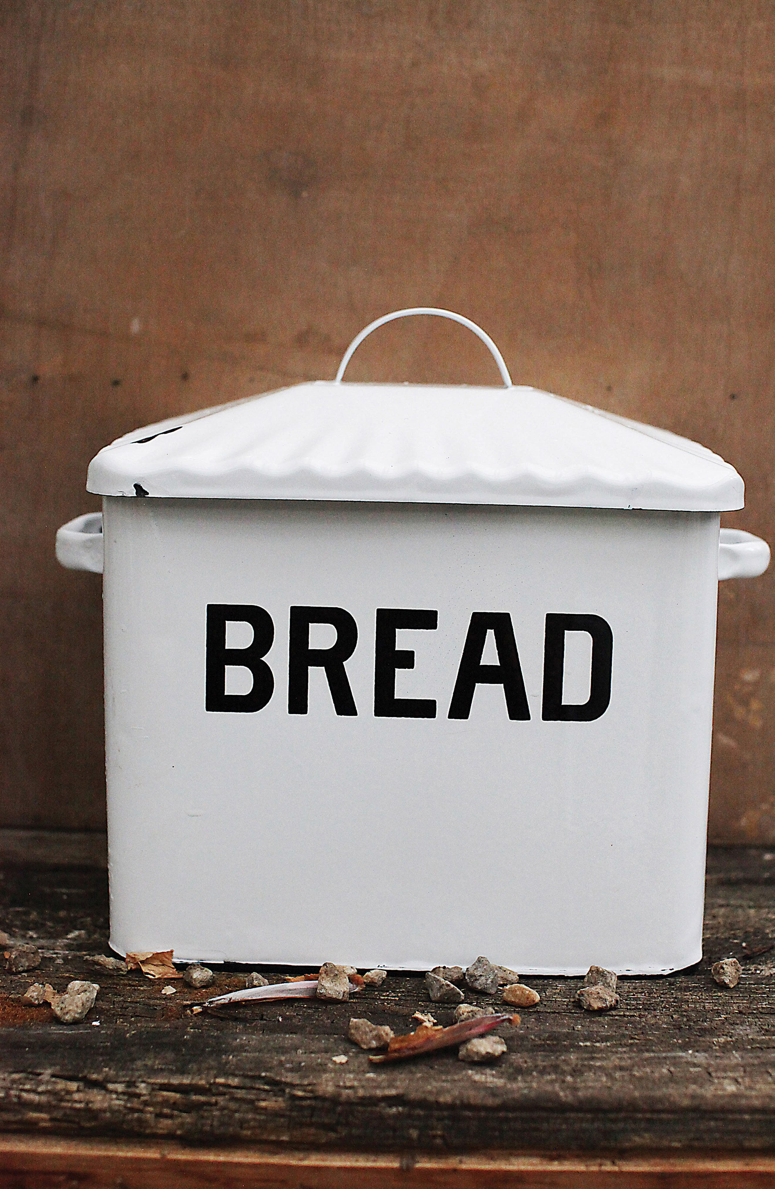 Bread Box,                             Alternate thumbnail 2, color,                             White