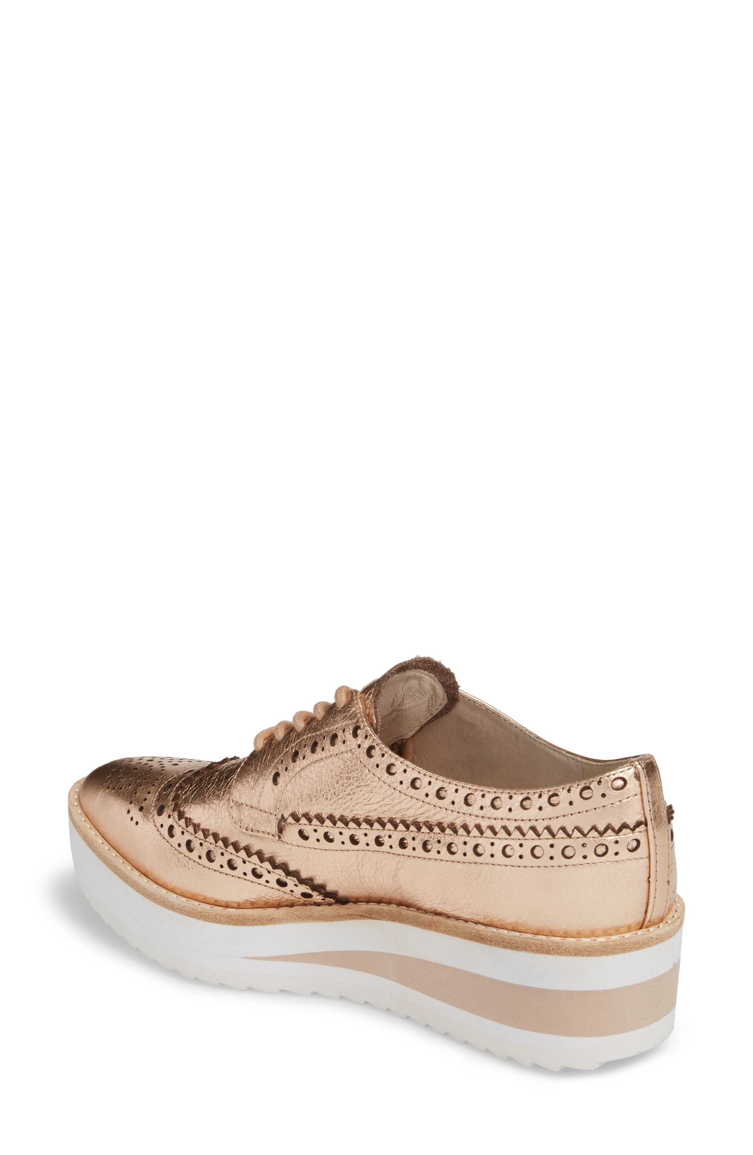 Alternate Image 2  - Kenneth Cole New York Roberta Platform Sneaker (Women)