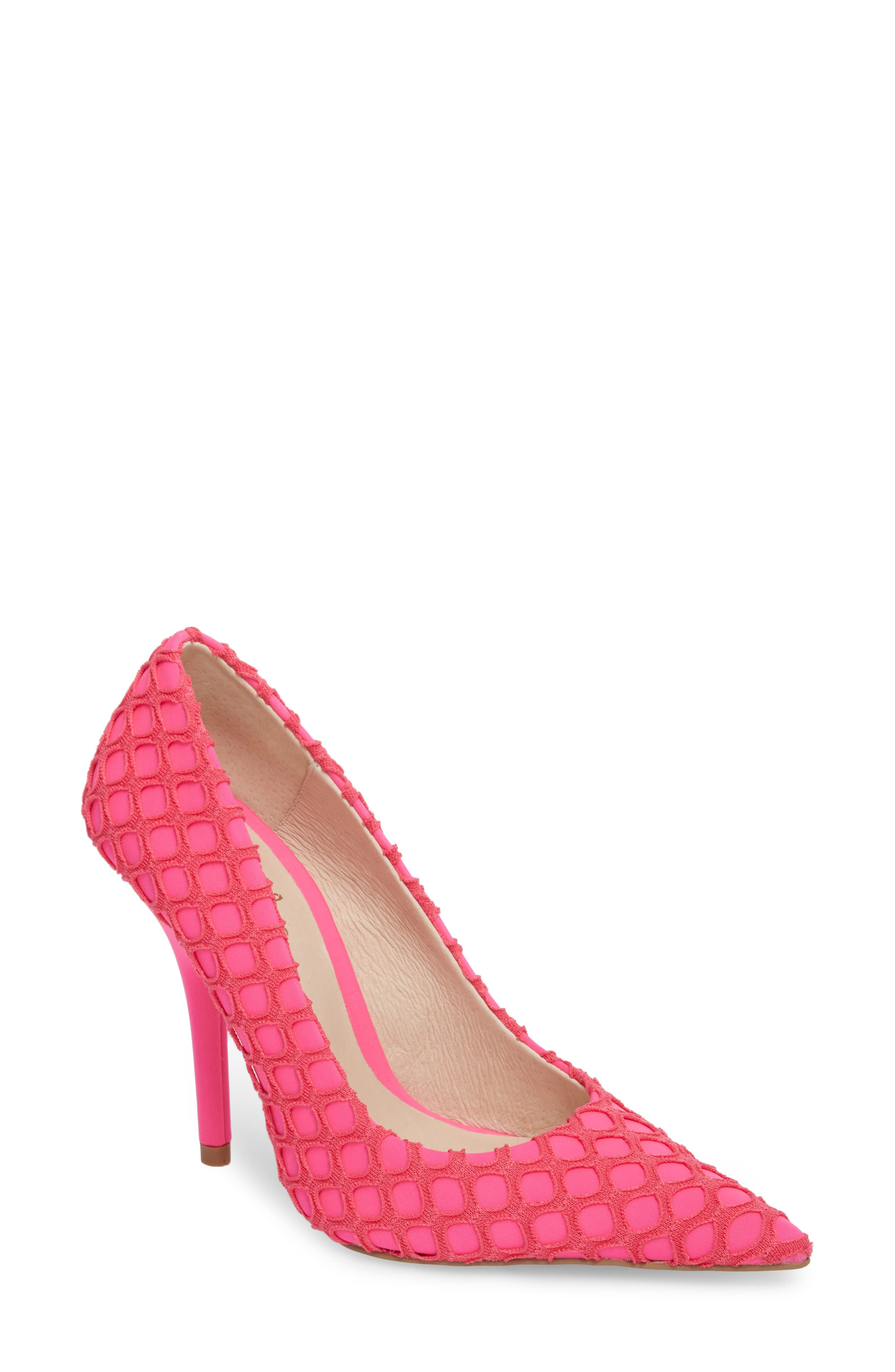 Alternate Image 1 Selected - Shellys London Heather Pointy Toe Pump (Women)