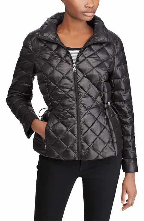 Lauren Ralph Lauren Packable Quilted Down Jacket