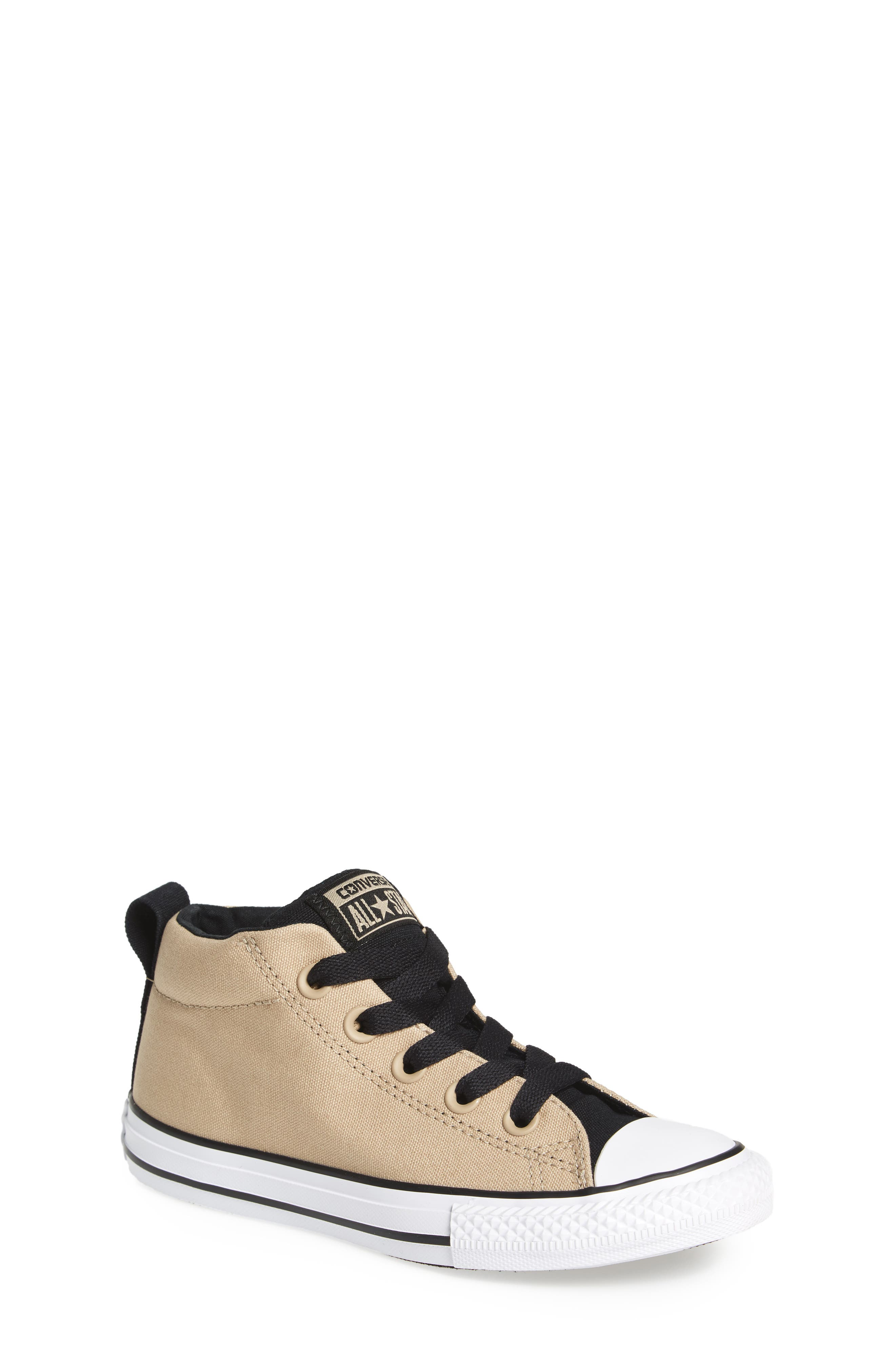 Converse Chuck Taylor® All Star® Street Mid Top Sneaker (Baby, Walker, Toddler, Little Kid & Big Kid)