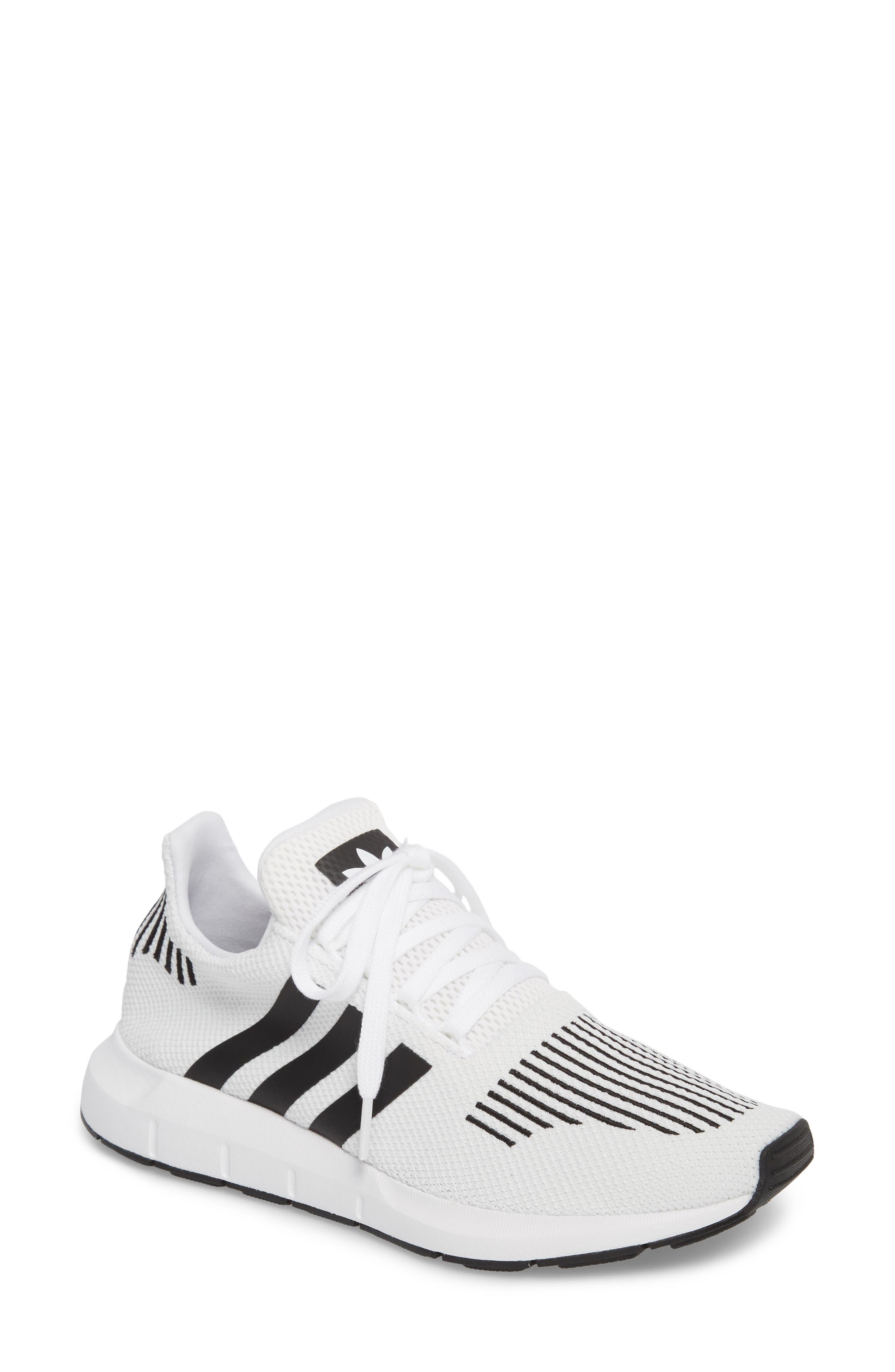 Alternate Image 1 Selected - adidas Swift Run Sneaker (Women)