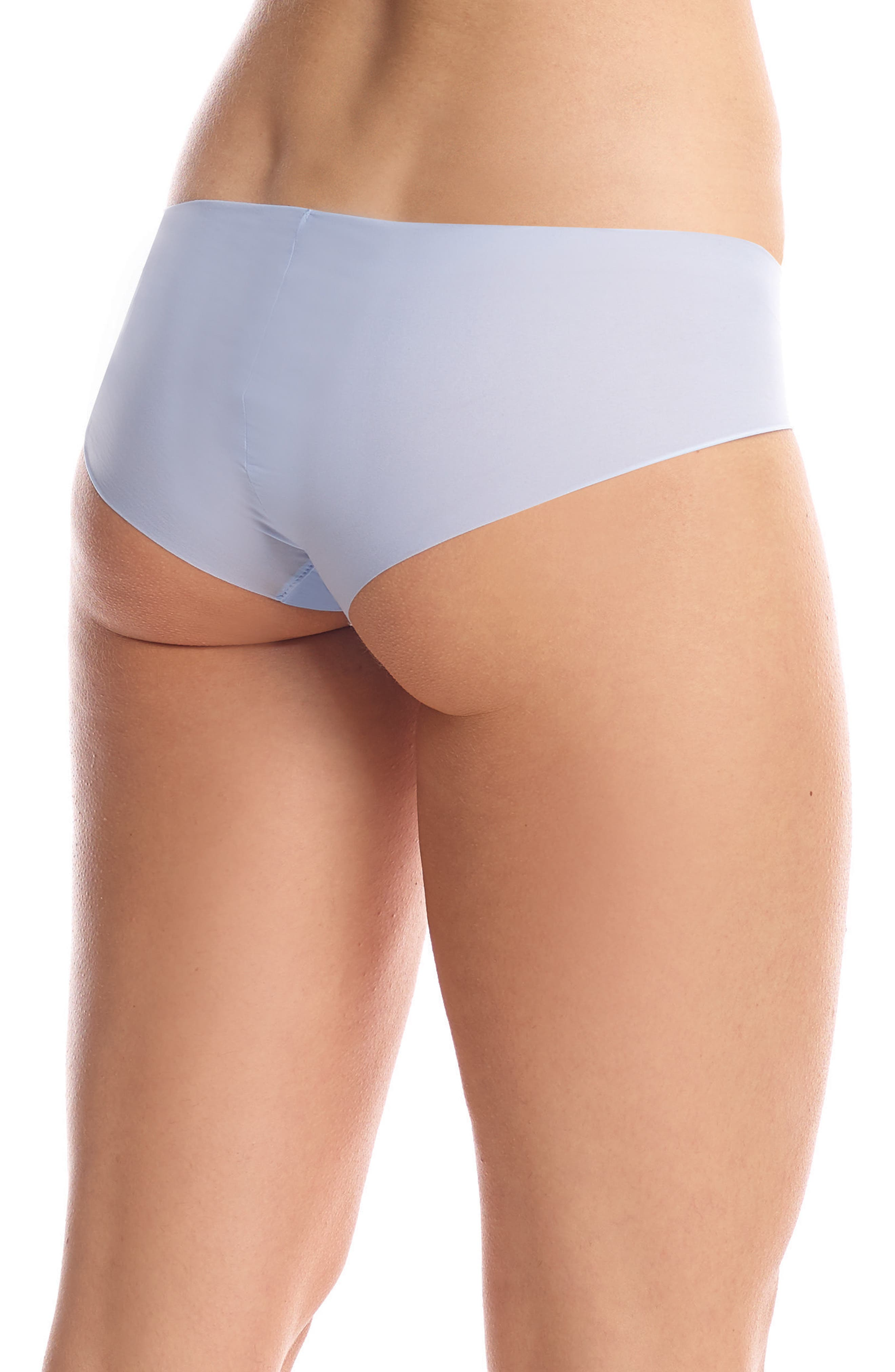 Perfect Stretch Hipster Briefs,                             Alternate thumbnail 2, color,                             Sky