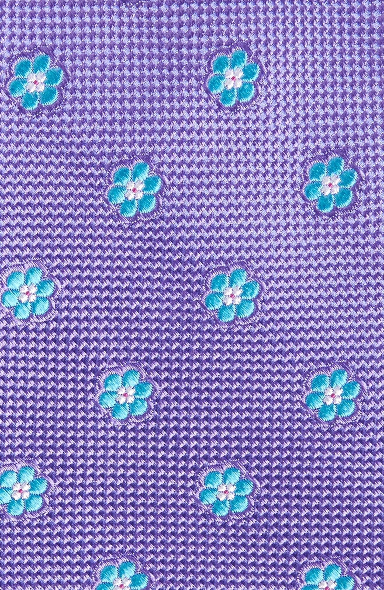 Alternate Image 2  - Calibrate Cloisters Neat Silk Tie (X-Long)
