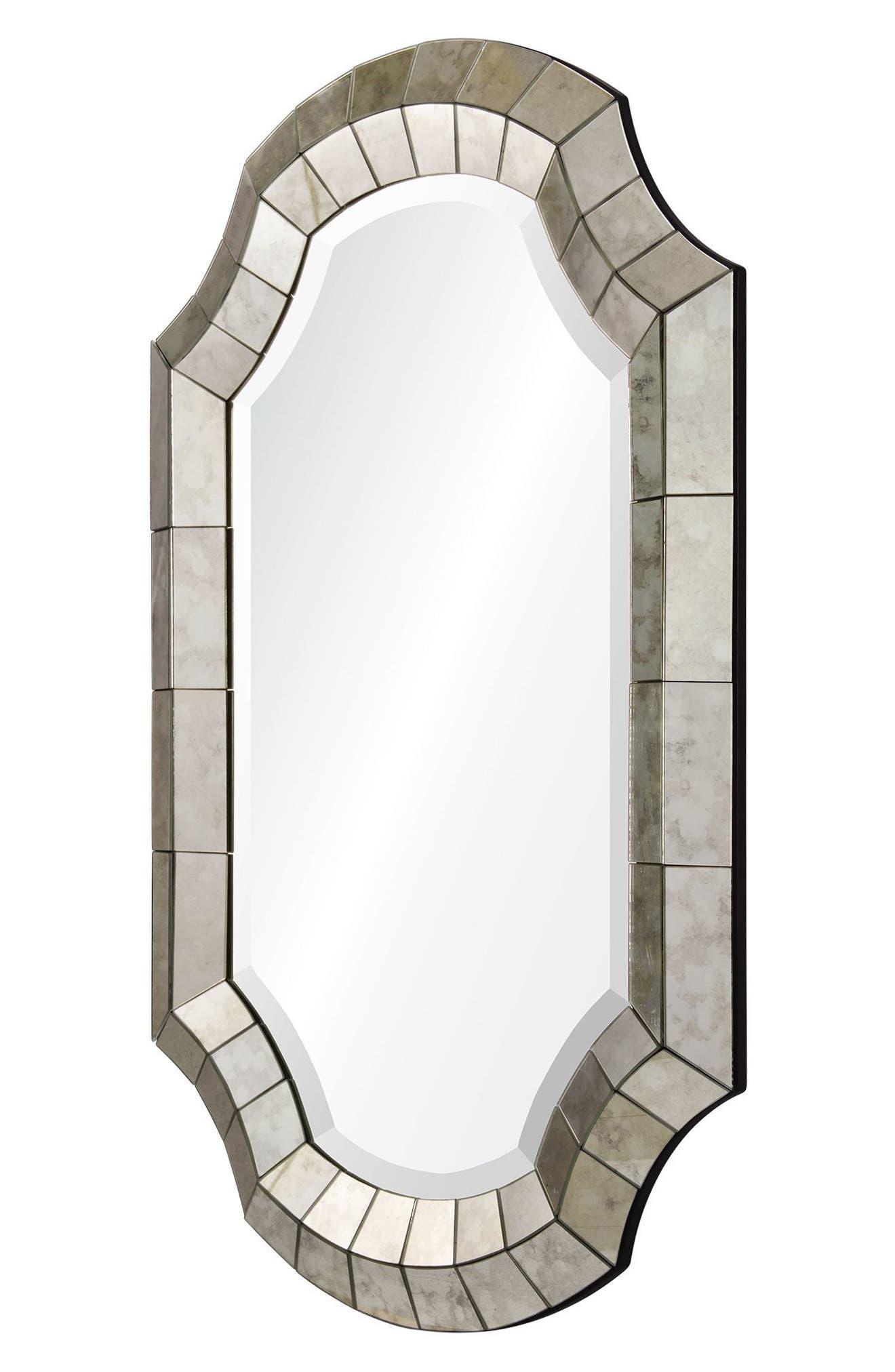 Clarke Mirror,                             Alternate thumbnail 7, color,                             Antique Mirror