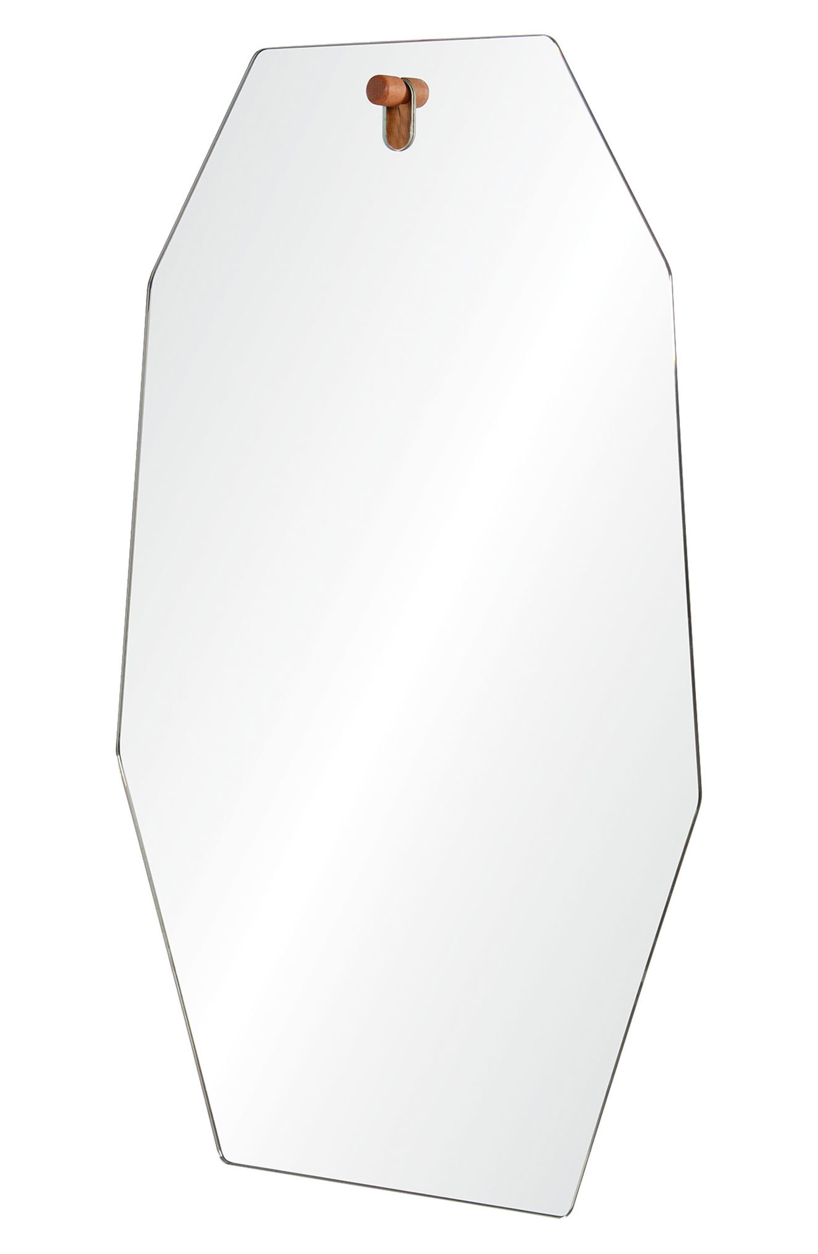 Apse Mirror,                             Alternate thumbnail 4, color,                             Glass