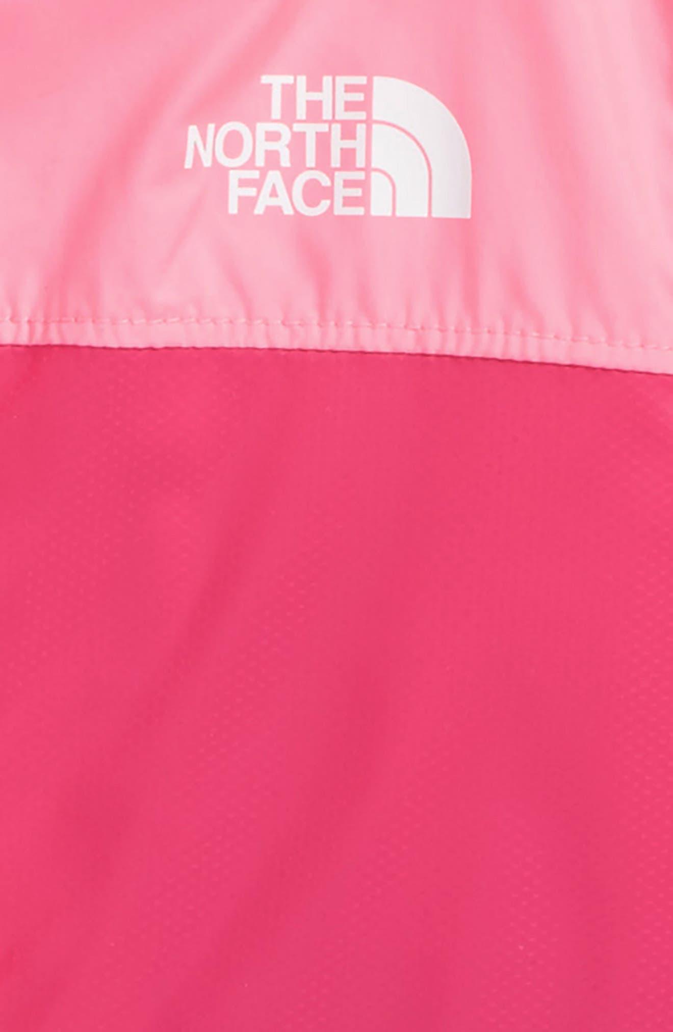 Flurry Hooded Windbreaker,                             Alternate thumbnail 2, color,                             Gem Pink