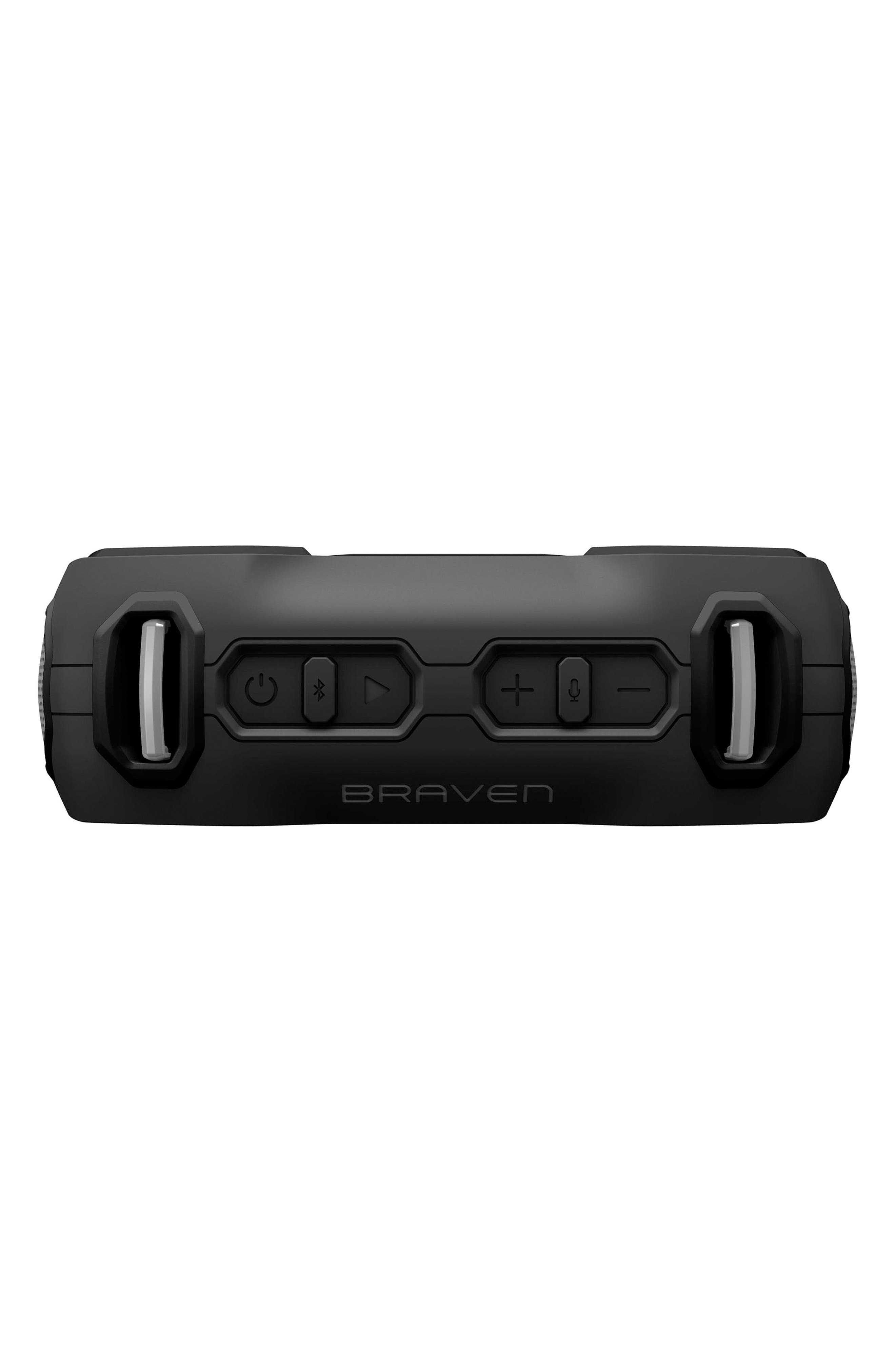 Ready Elite Bluetooth<sup>®</sup> Speaker,                             Alternate thumbnail 4, color,                             Black/ Titanium