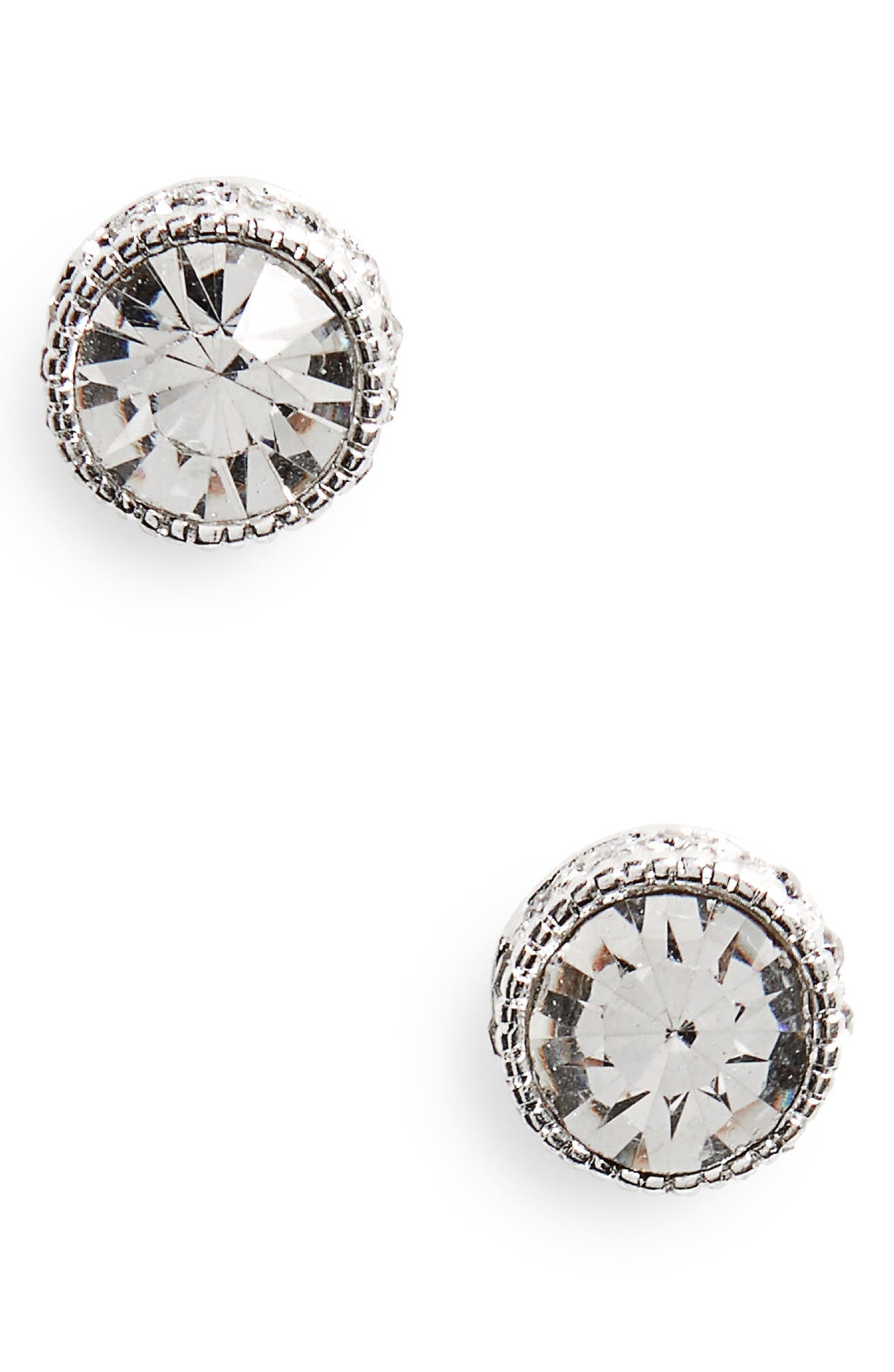 Main Image - BP. Crystal Stud Earrings