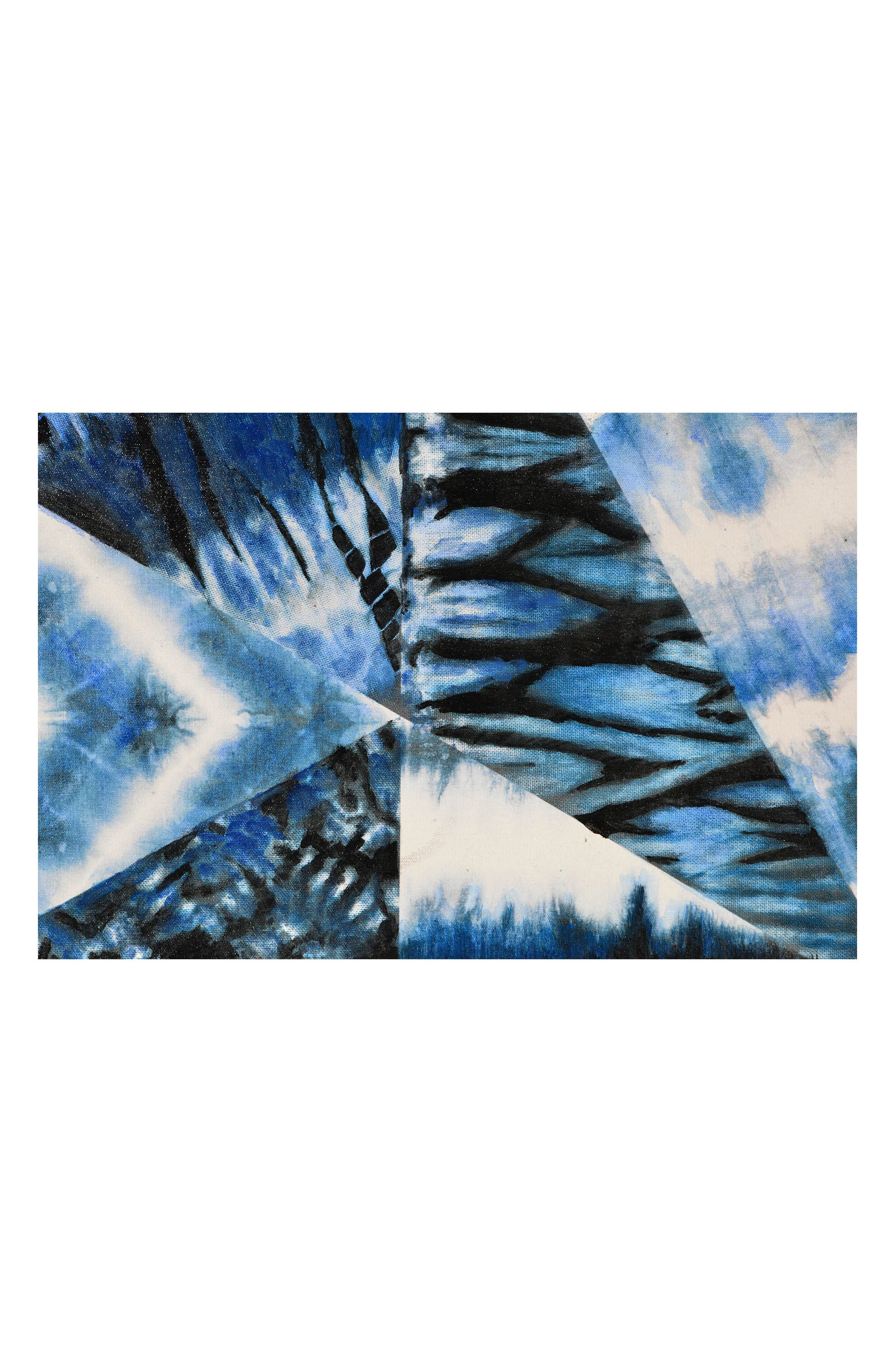 Snowlight Canvas Wall Art,                             Alternate thumbnail 3, color,                             Multicolor