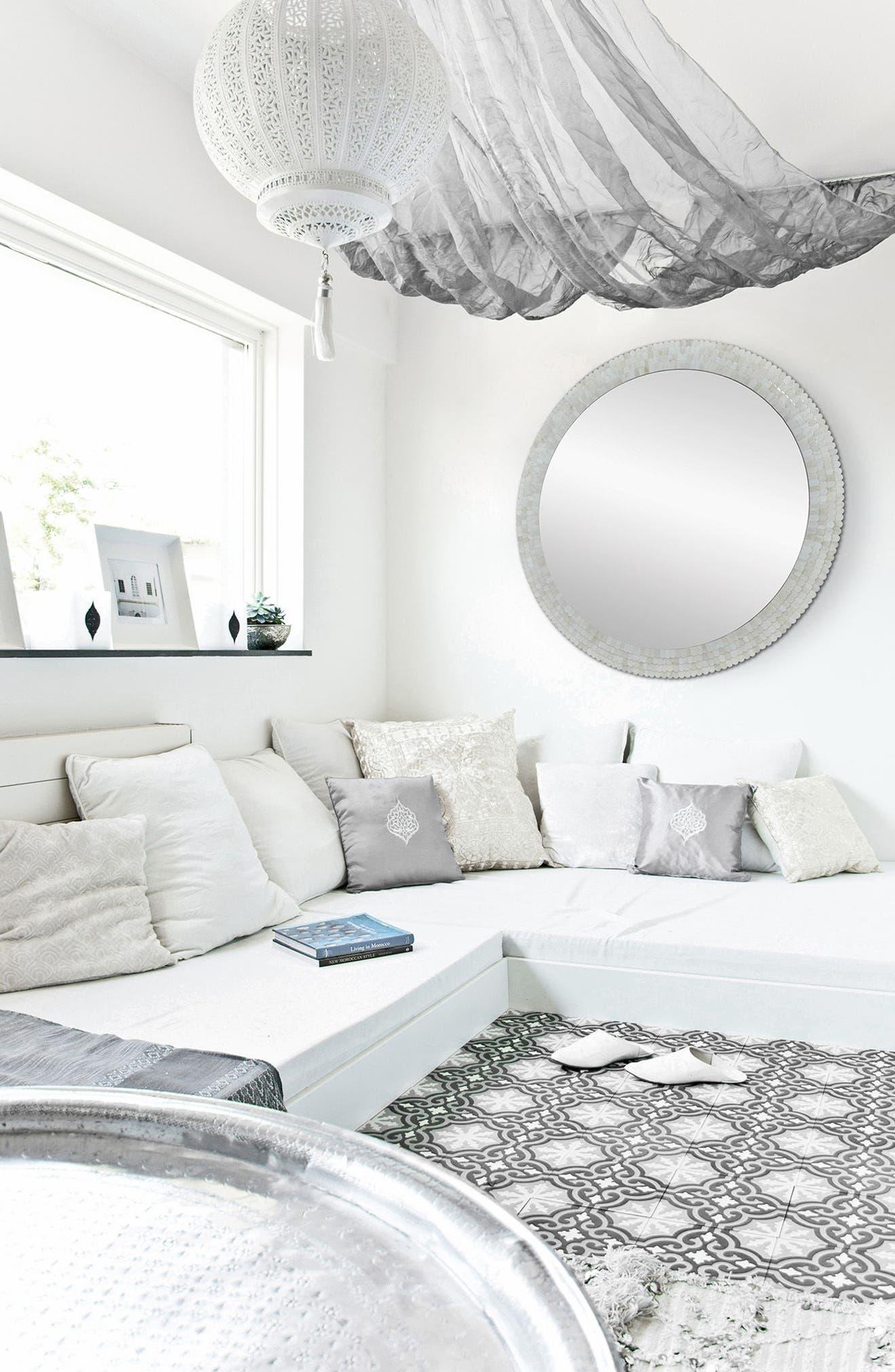 Alternate Image 5  - Renwil Round Mirror