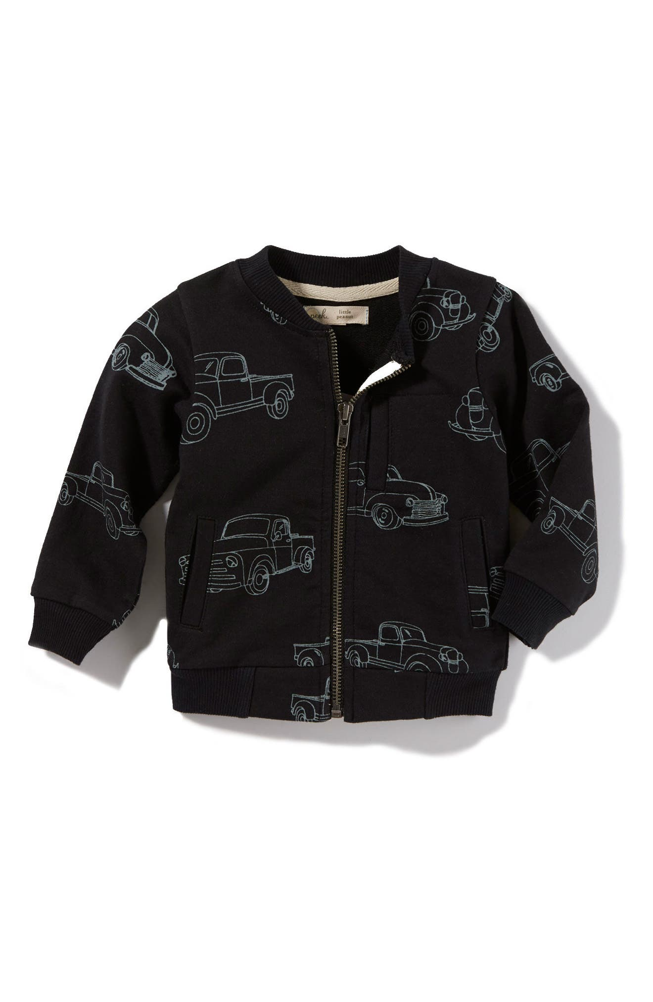 Peek Truck Jacket (Baby Boys)