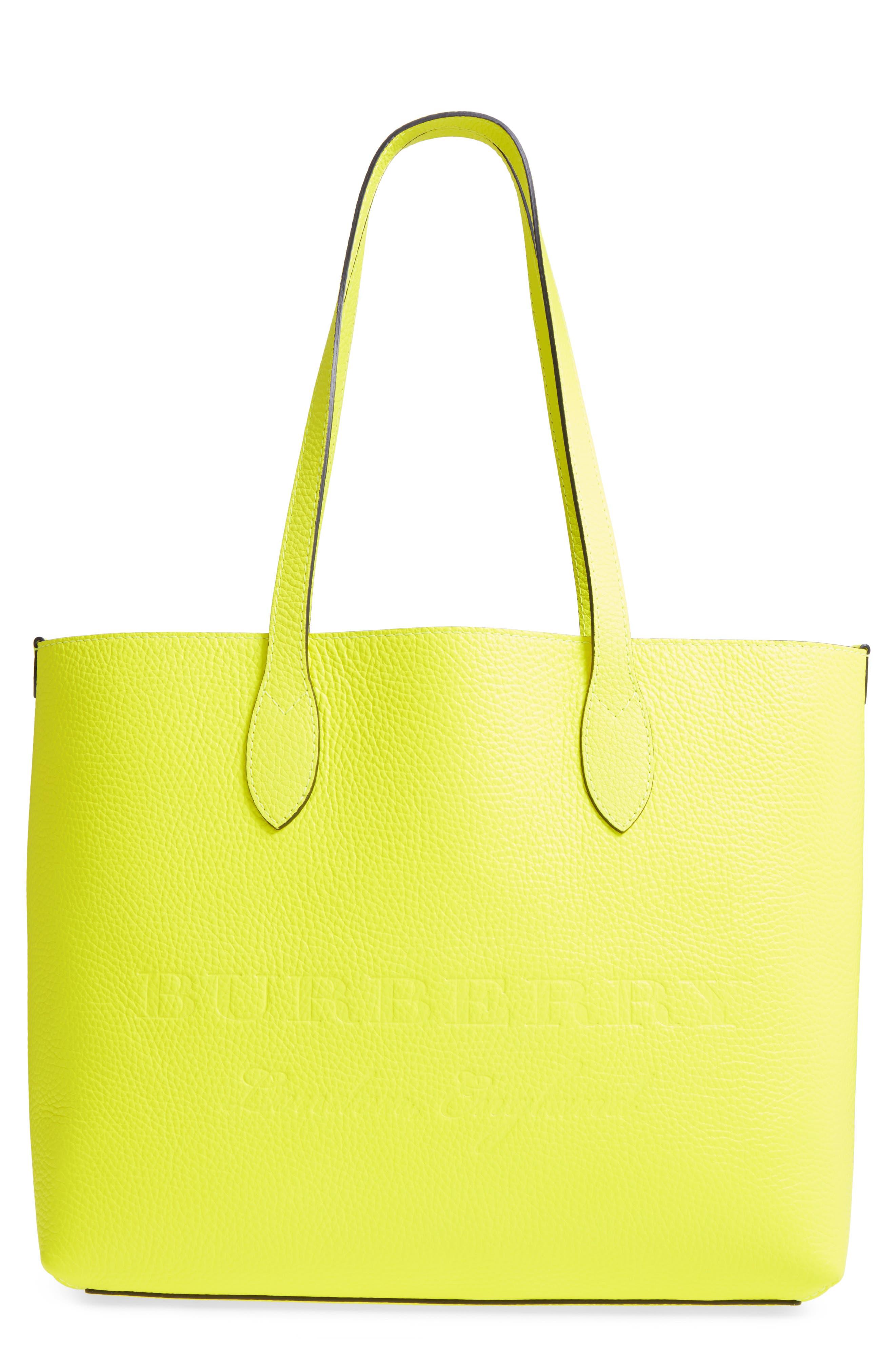 burberry bag logo