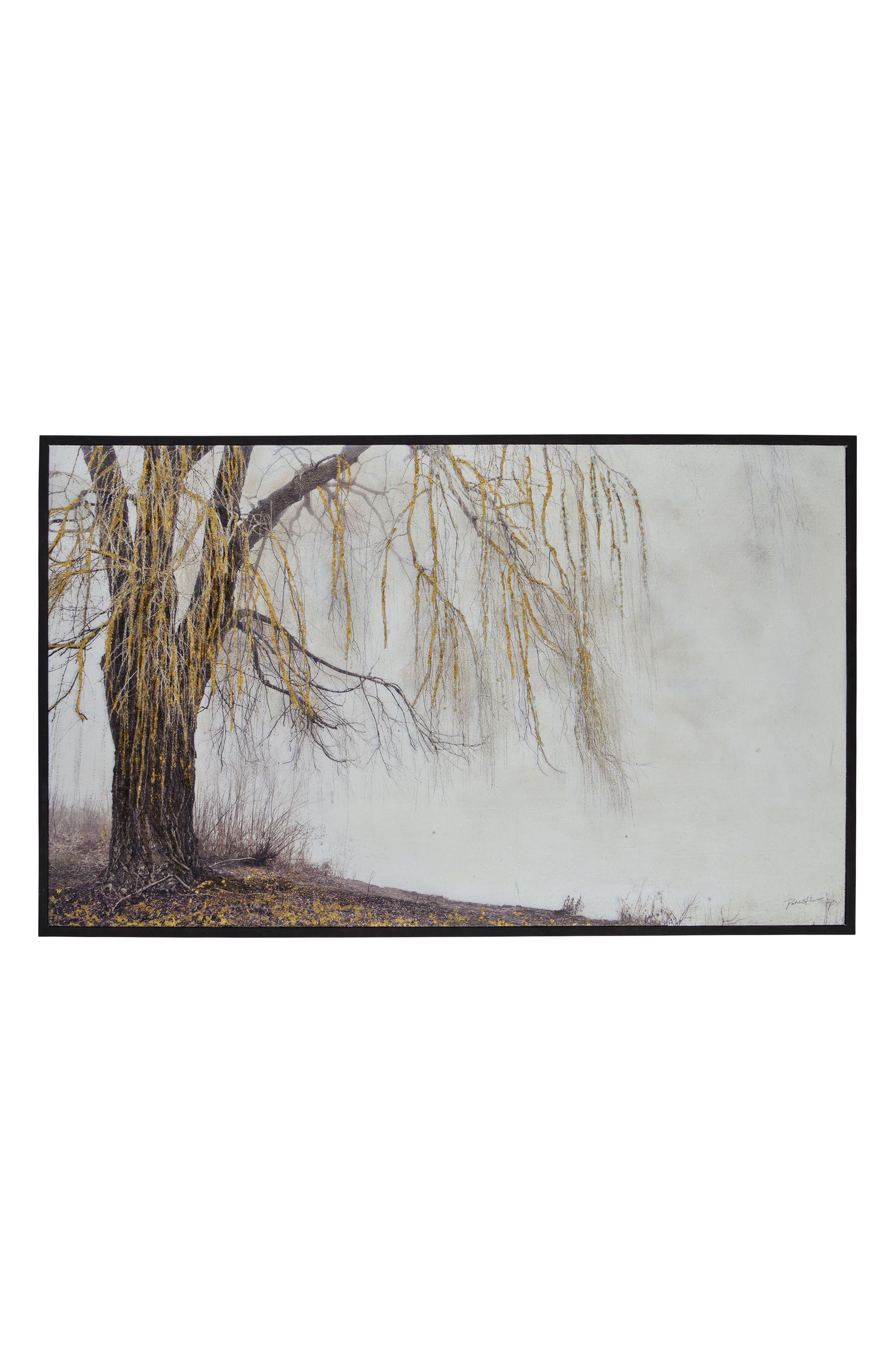 Alternate Image 1 Selected - Renwil Sunday Bayou Canvas Wall Art