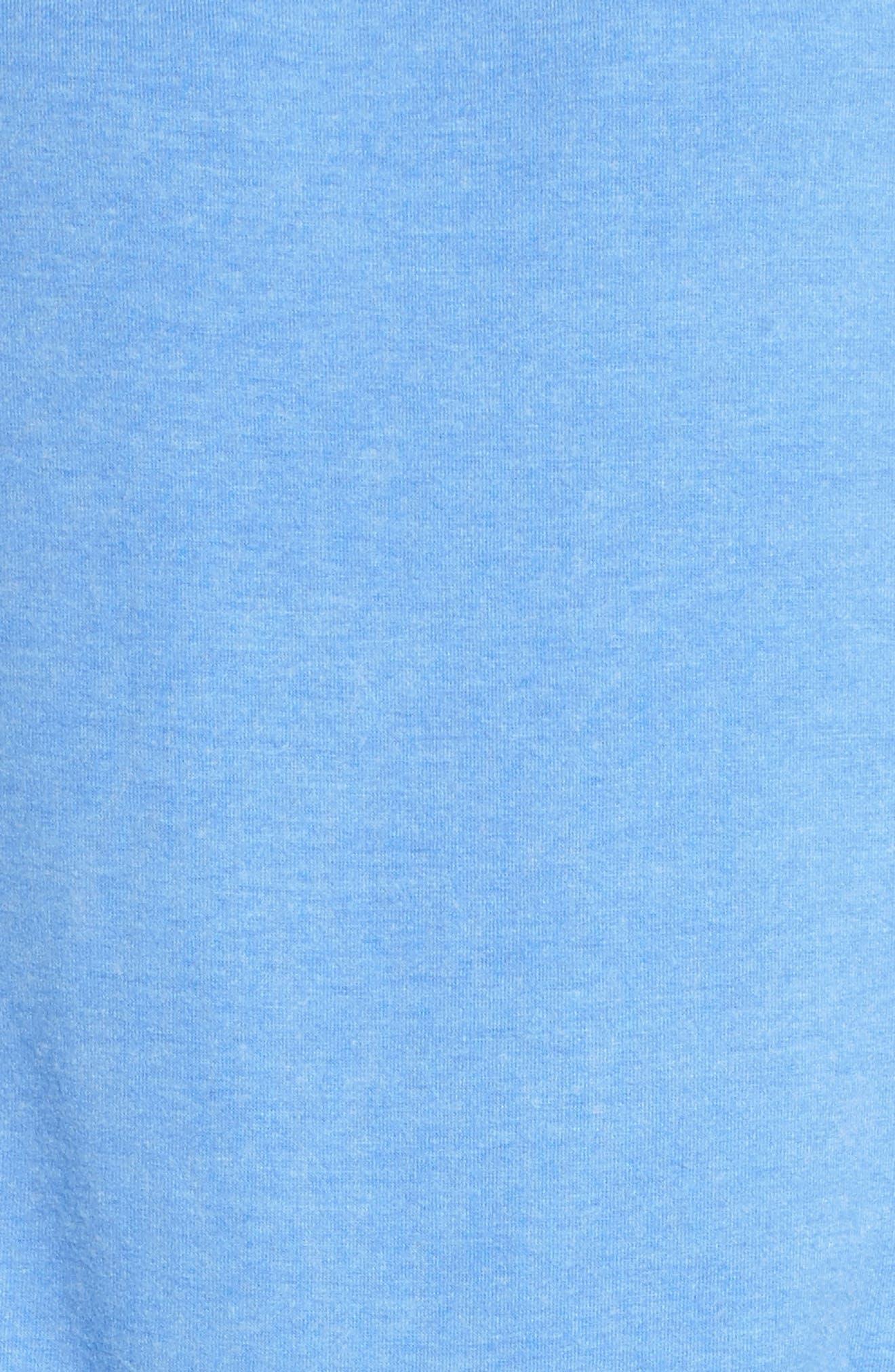 Cloud 9 Pajamas,                             Alternate thumbnail 6, color,                             Blue Azurite