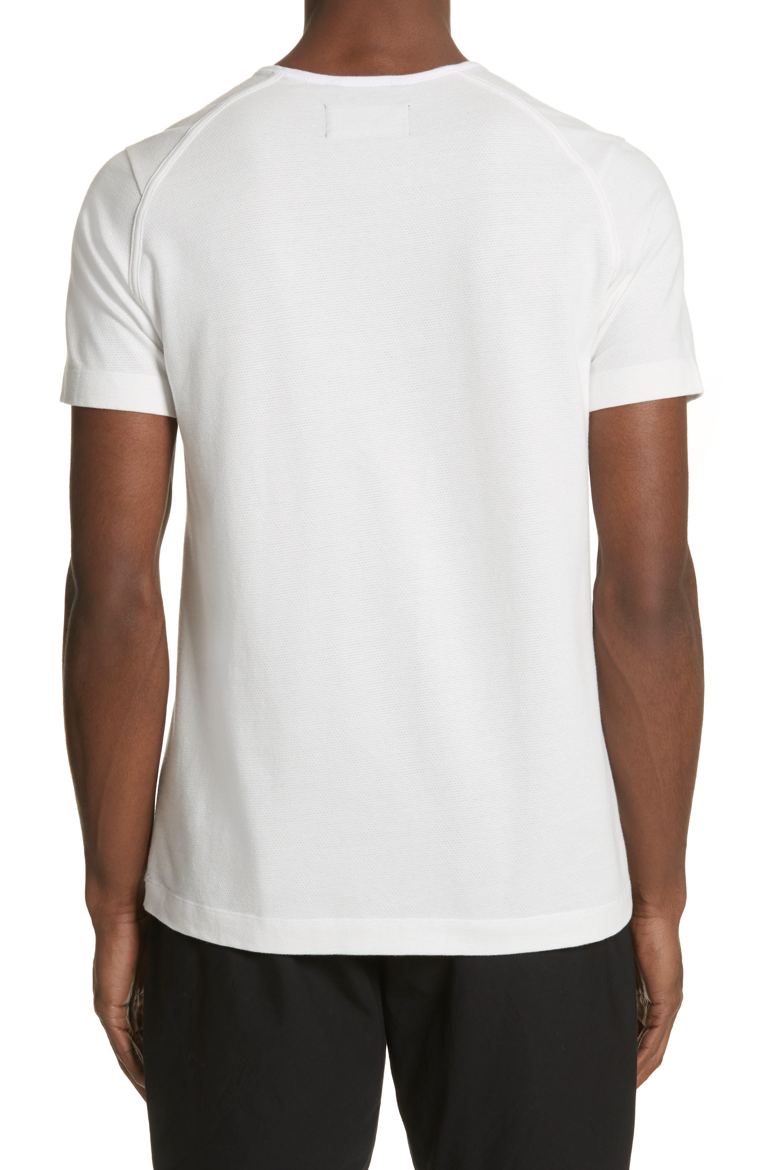 Alternate Image 2  - wings + horns Mesh Jersey T-Shirt