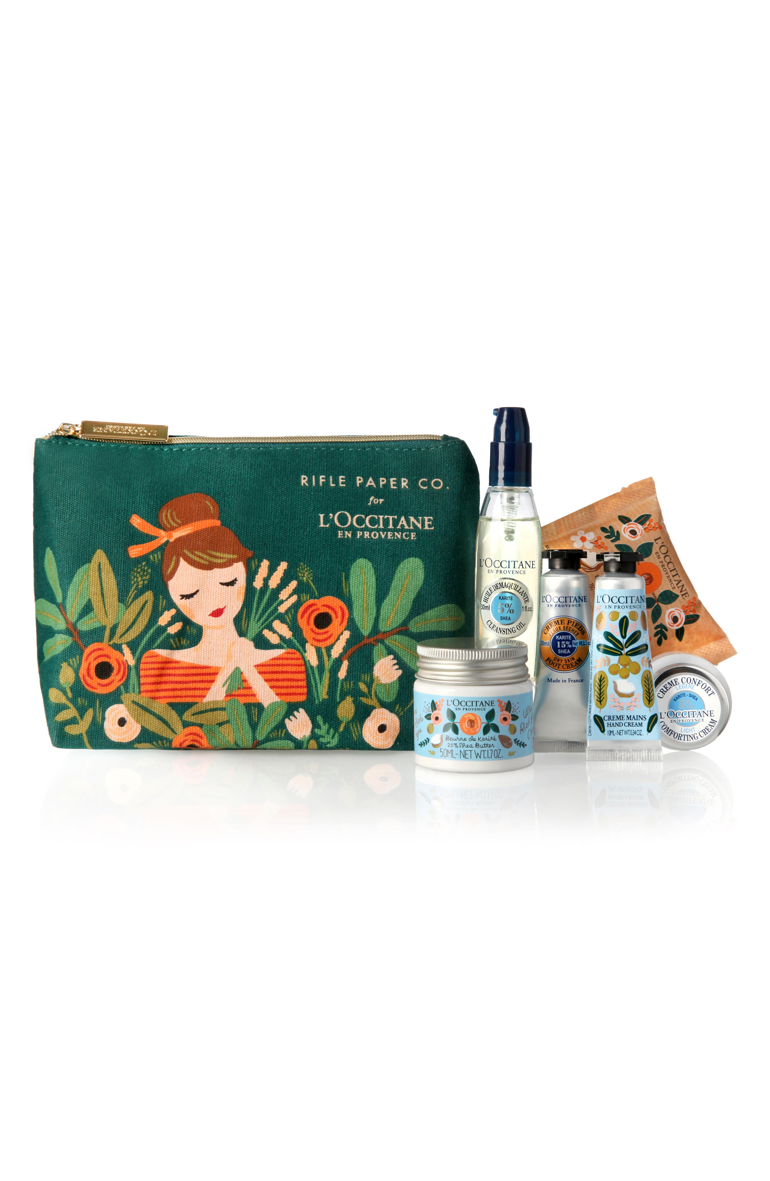 L'Occitane Rifle Paper Co. Shea Butter Kit ($40 Value)