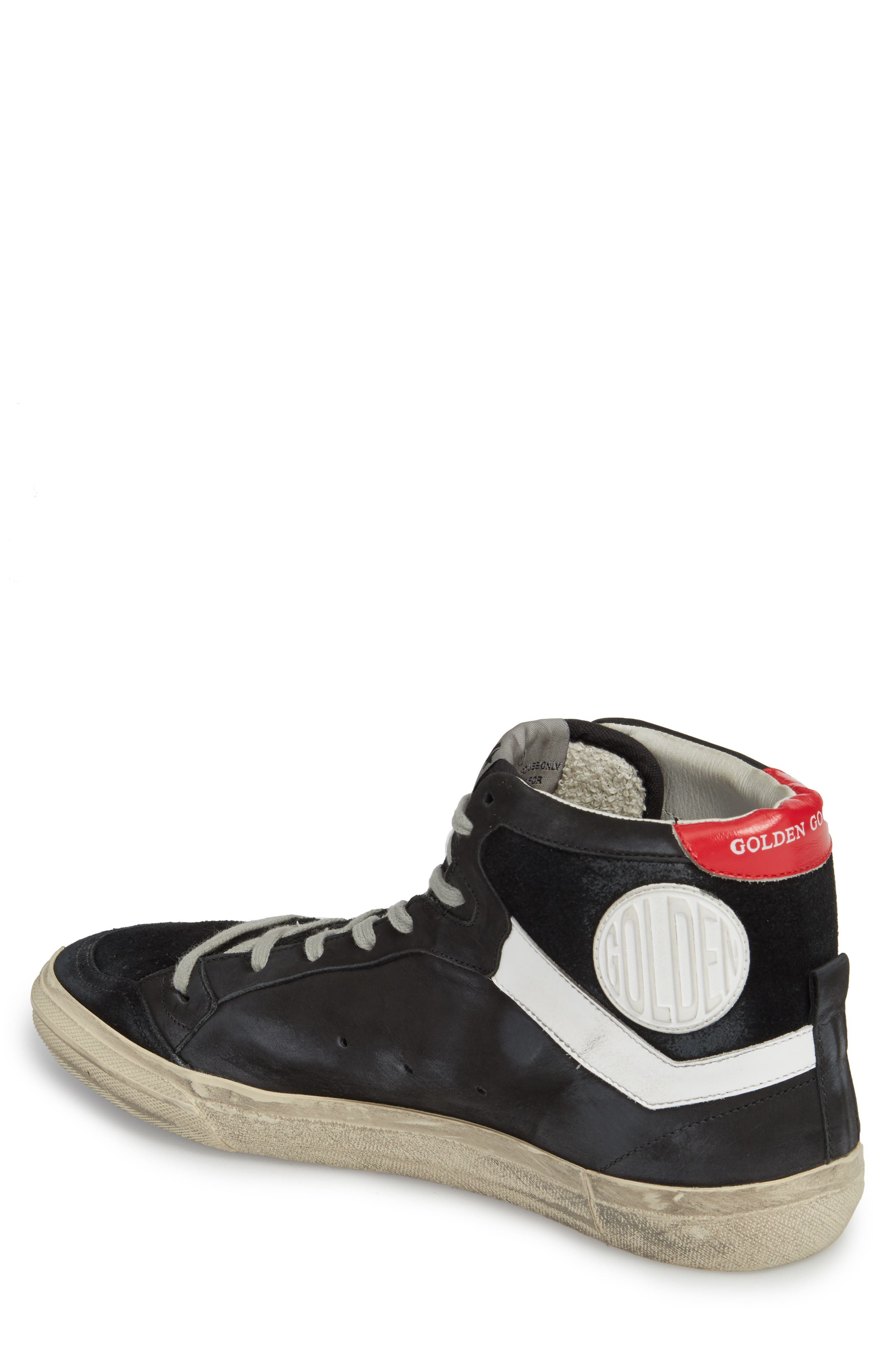 Alternate Image 2  - Golden Goose High Top Sneaker (Men)