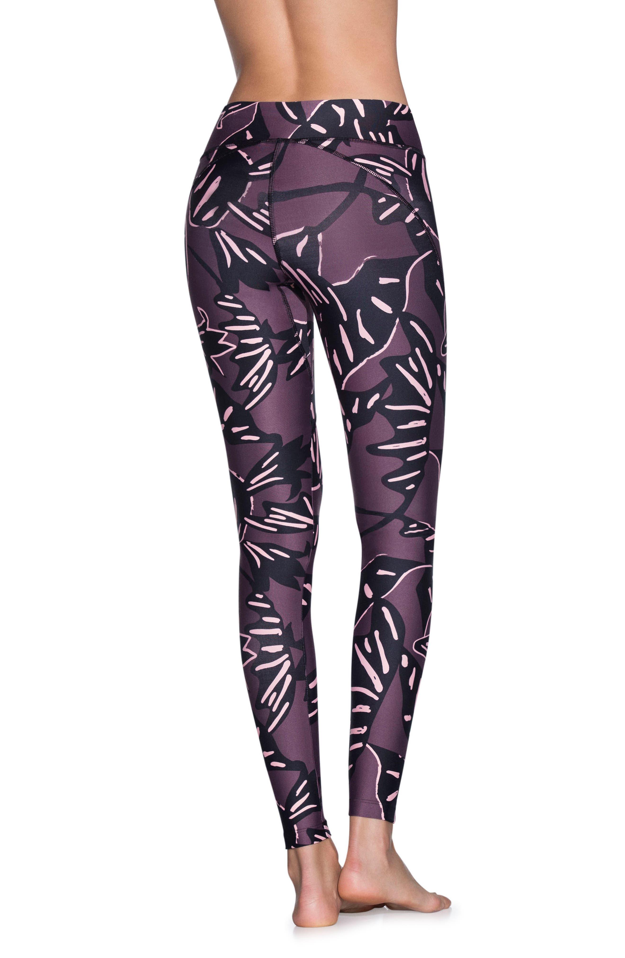 Dazzling Leggings,                             Alternate thumbnail 2, color,                             Md Purple