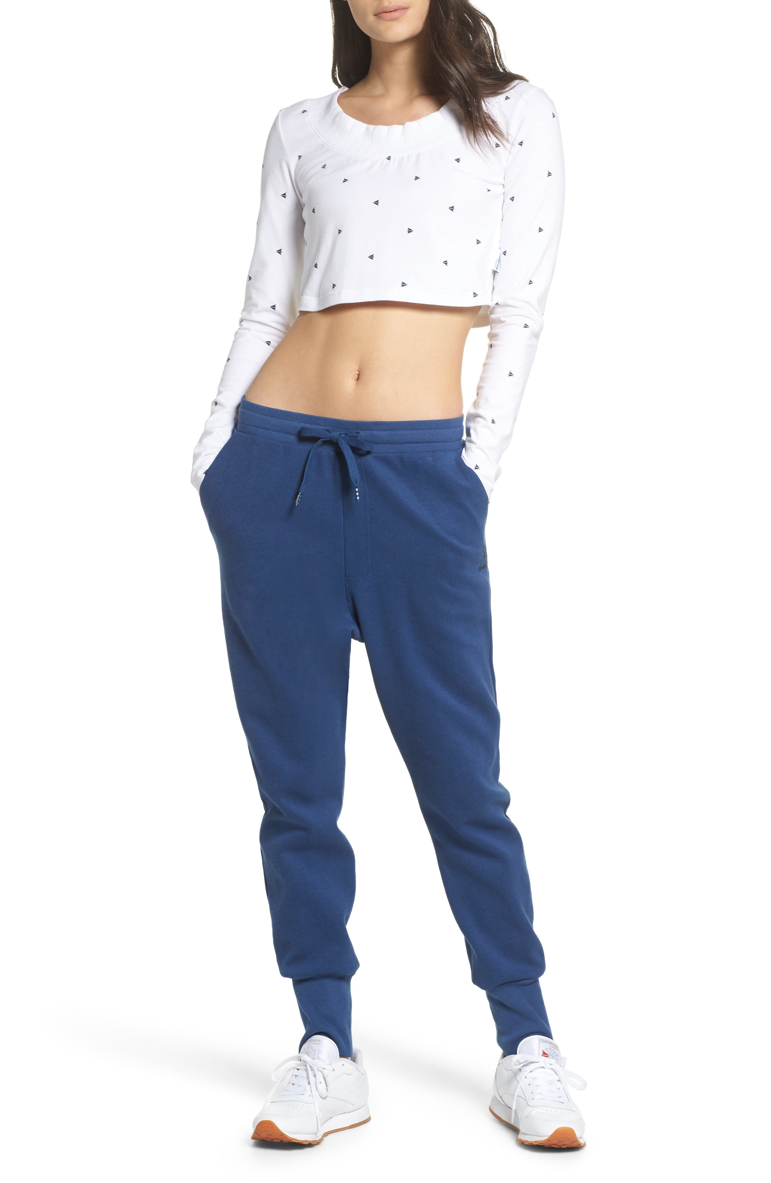 DC Jogger Pants,                             Alternate thumbnail 2, color,                             Washed Blue