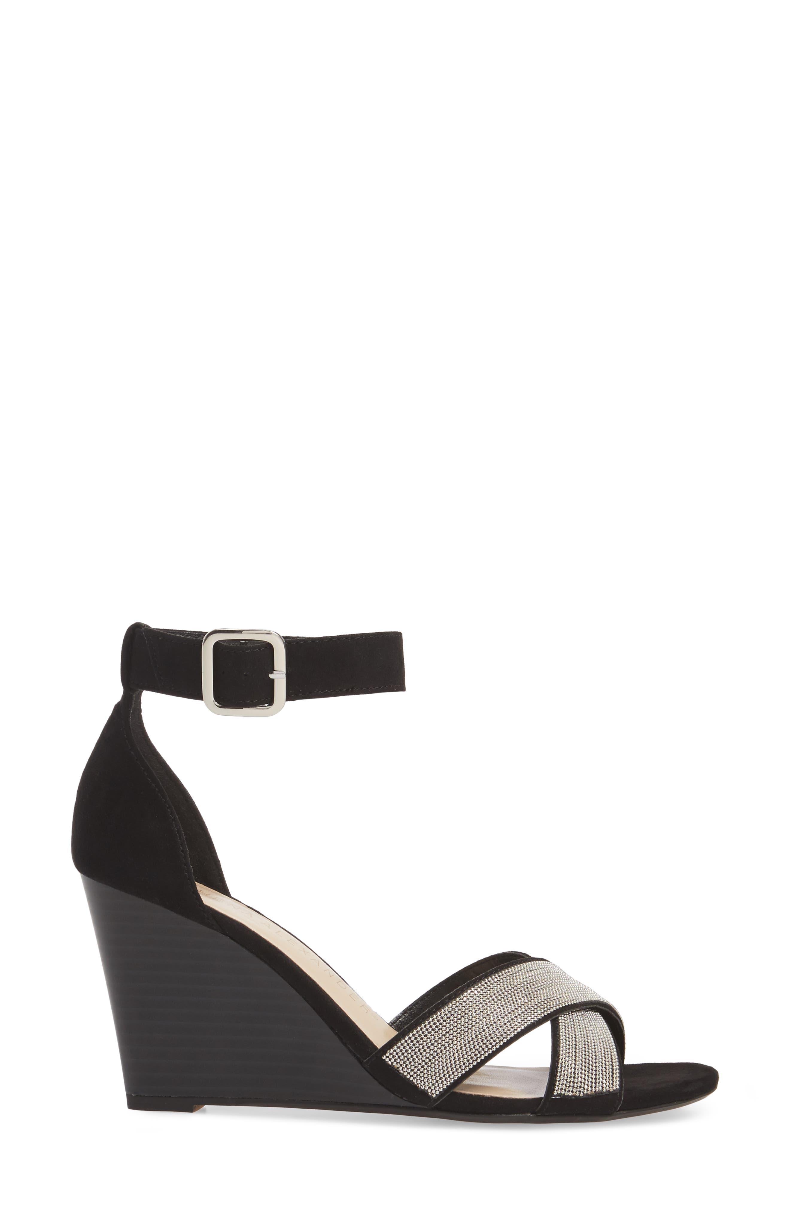 Alternate Image 3  - Athena Alexander Zorra Wedge Sandal (Women)