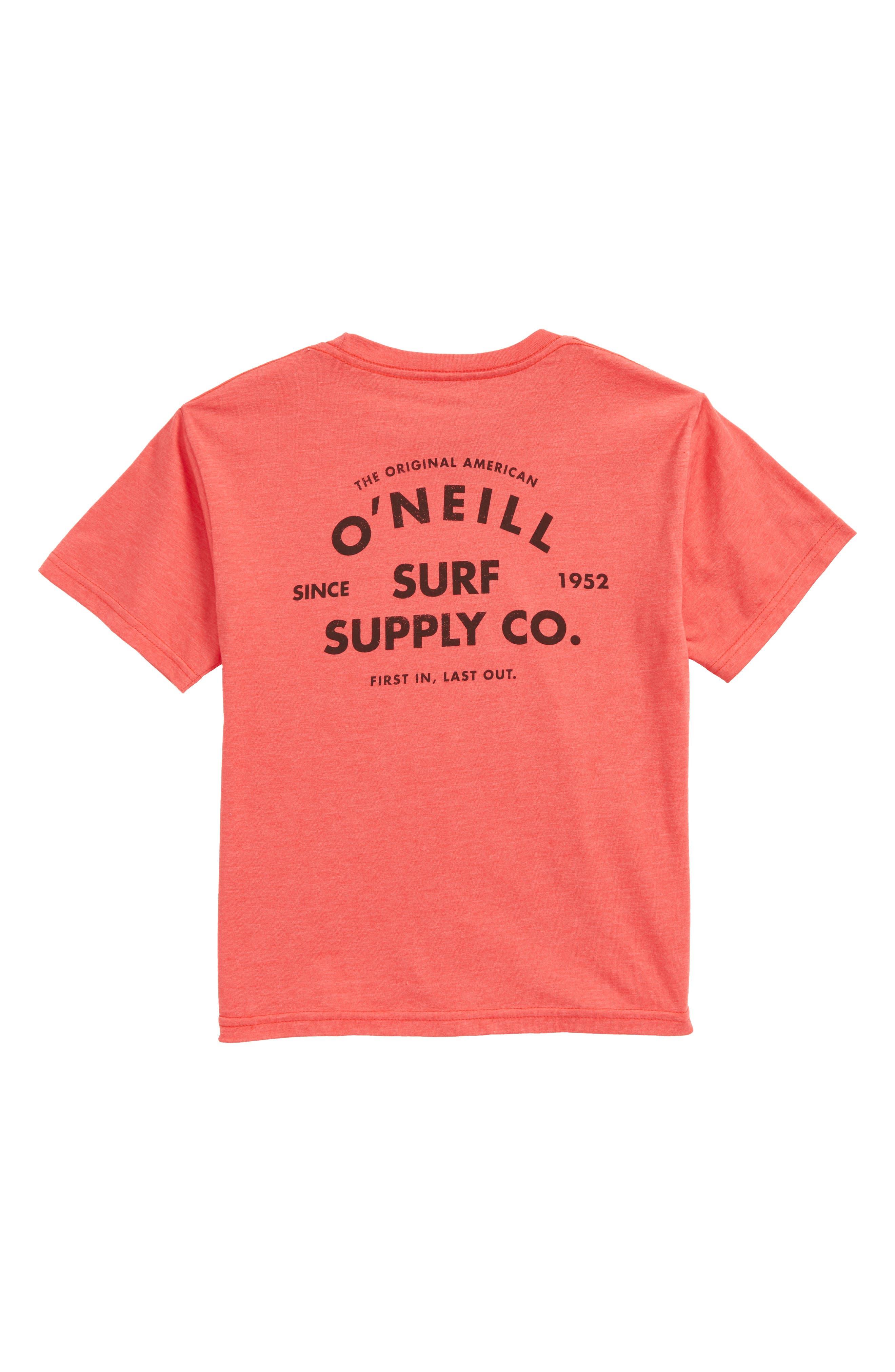 Alternate Image 2  - O'Neill Gonner Graphic T-Shirt (Big Boys)