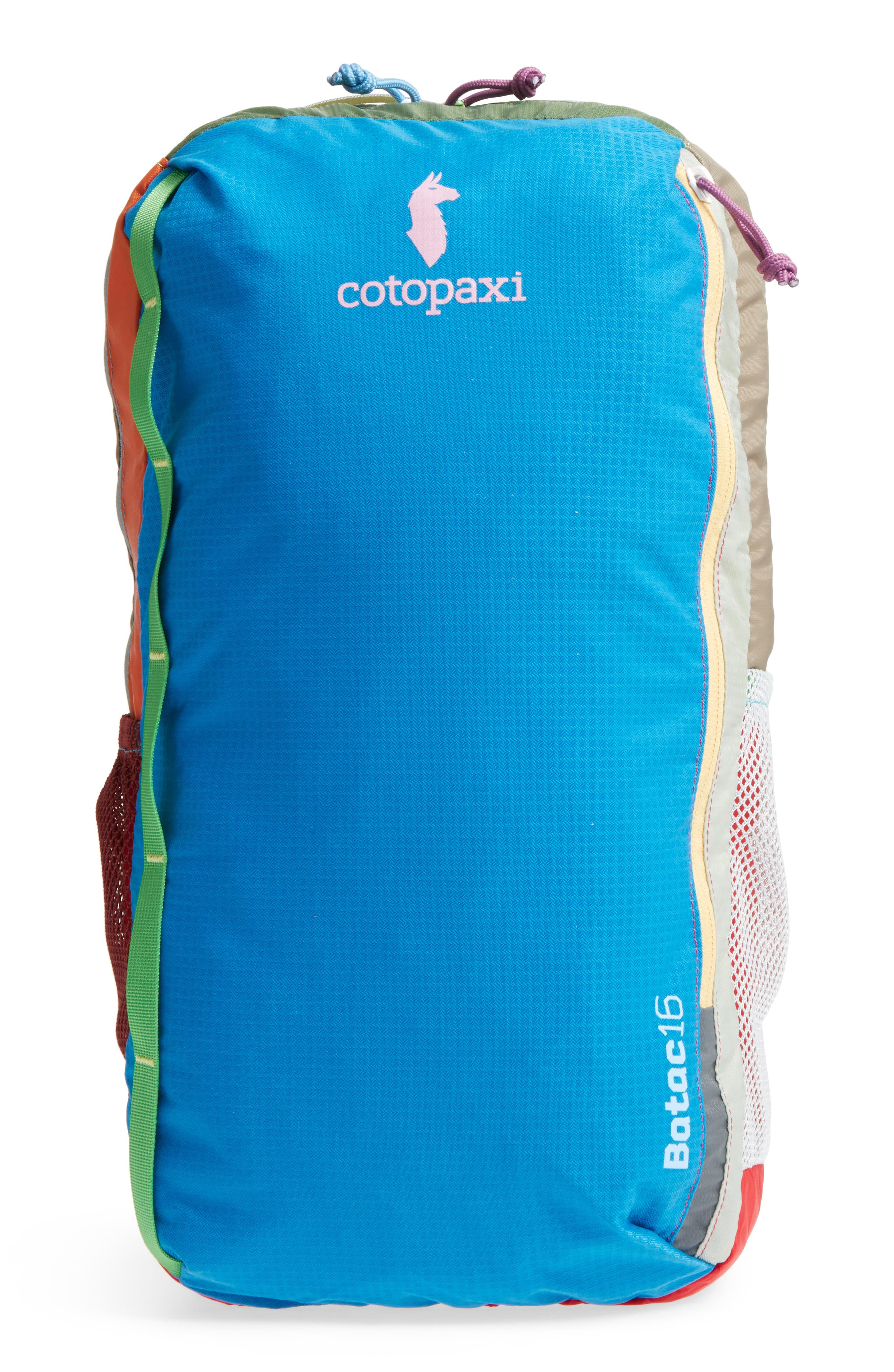 Batac Del Día One of a Kind Ripstop Nylon Daypack,                             Main thumbnail 1, color,                             Assorted