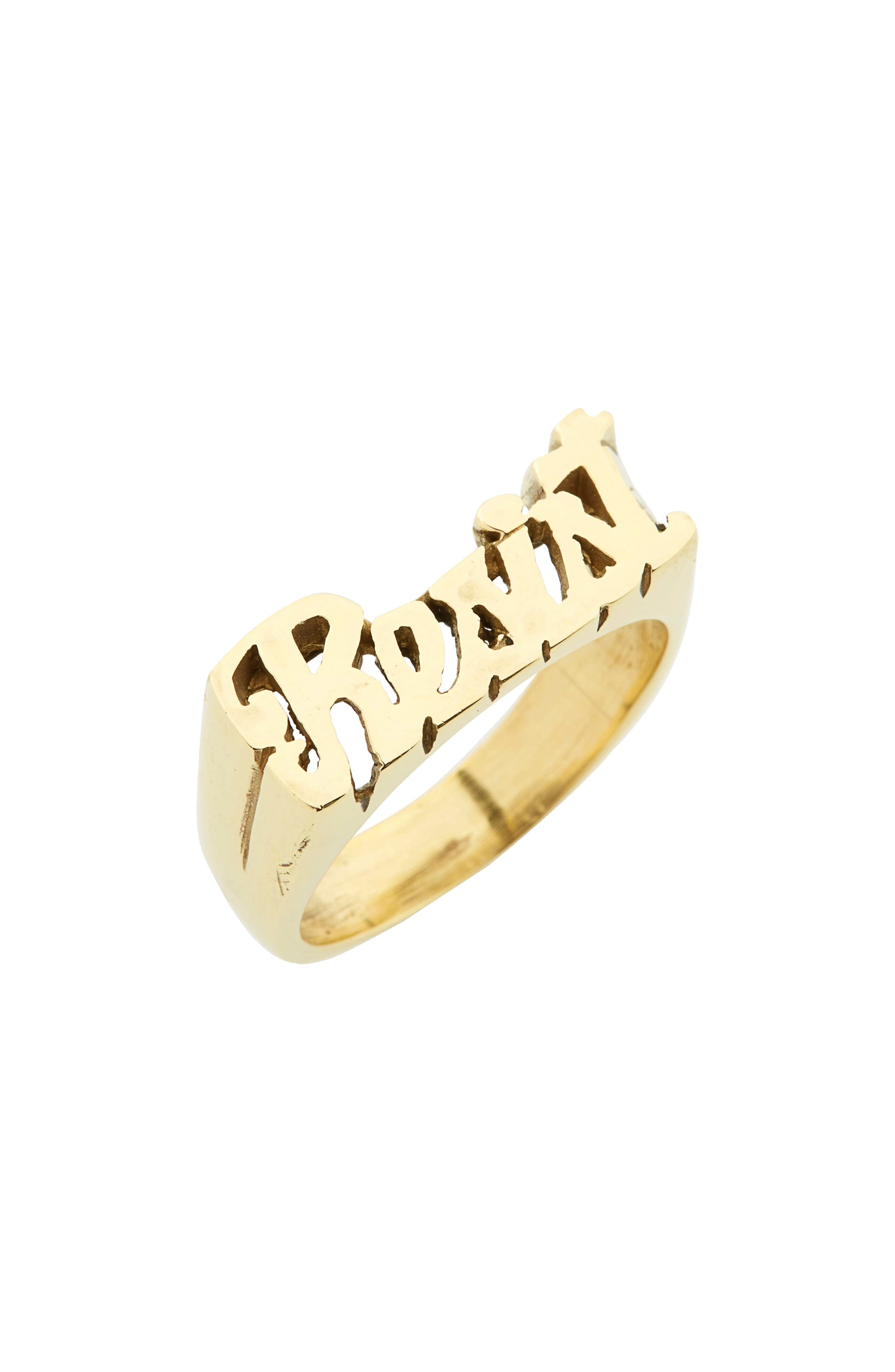 Resist Ring,                         Main,                         color, Gold